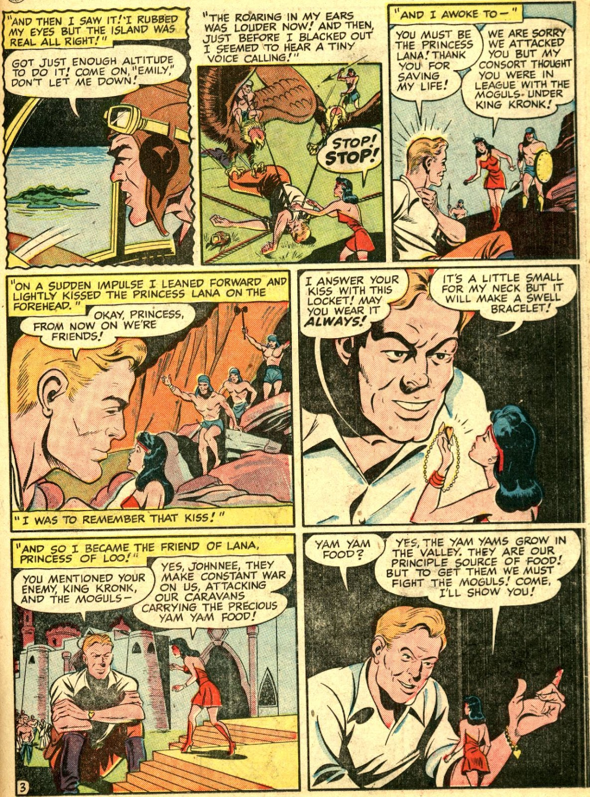 Comic Cavalcade issue 27 - Page 21
