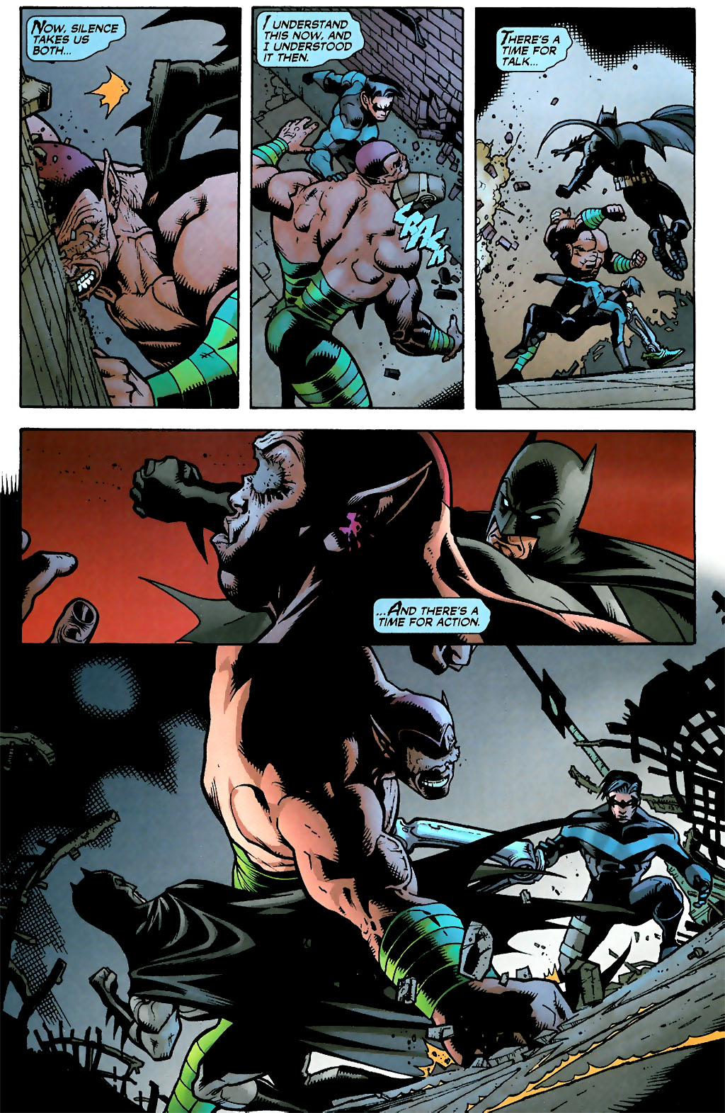 Batman: Under The Hood issue 3 - Page 17