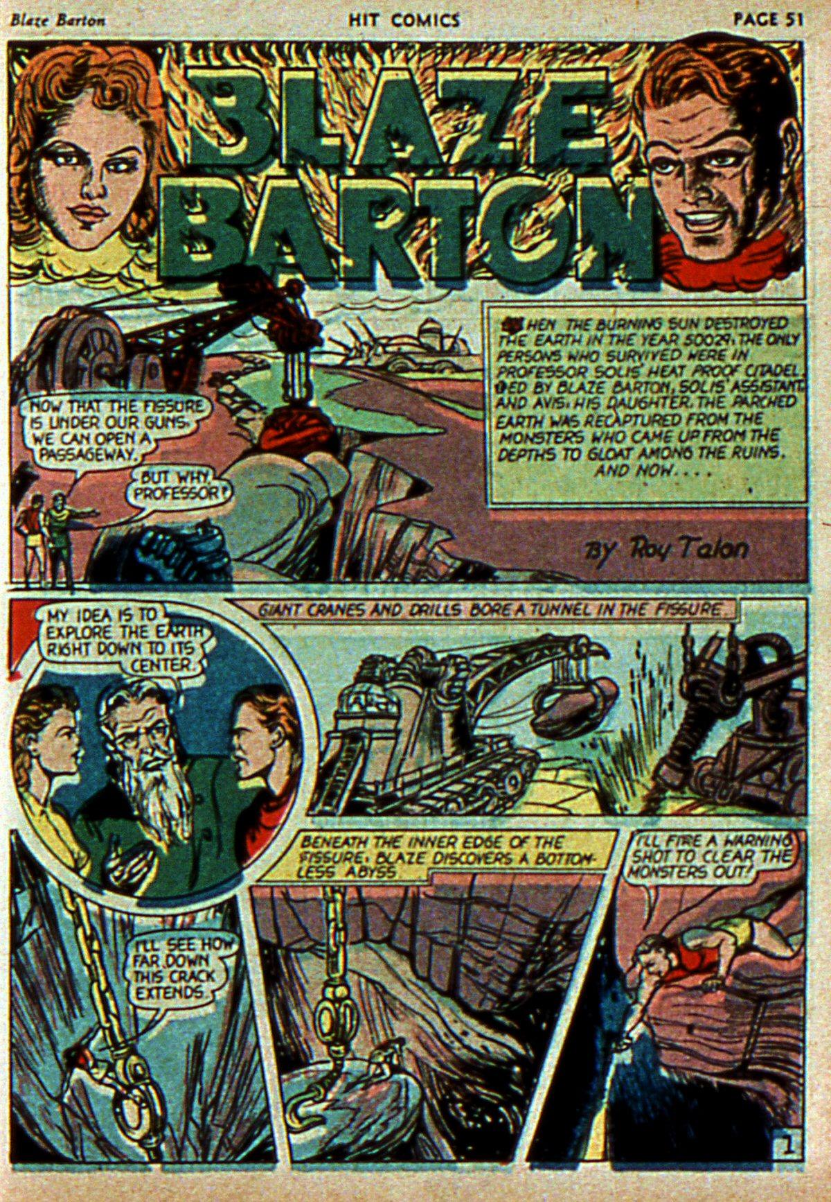 Read online Hit Comics comic -  Issue #3 - 53