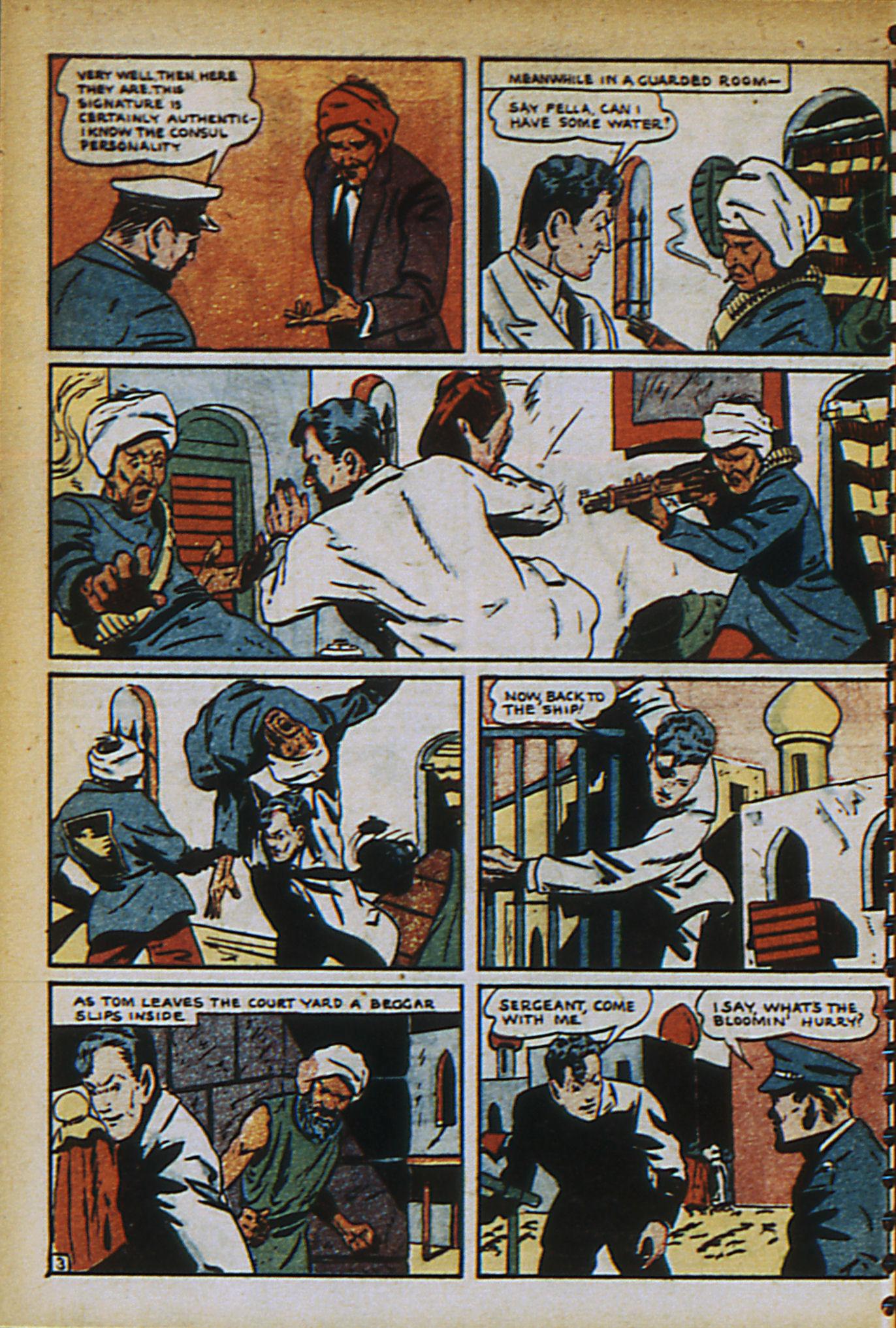 Read online Adventure Comics (1938) comic -  Issue #30 - 13
