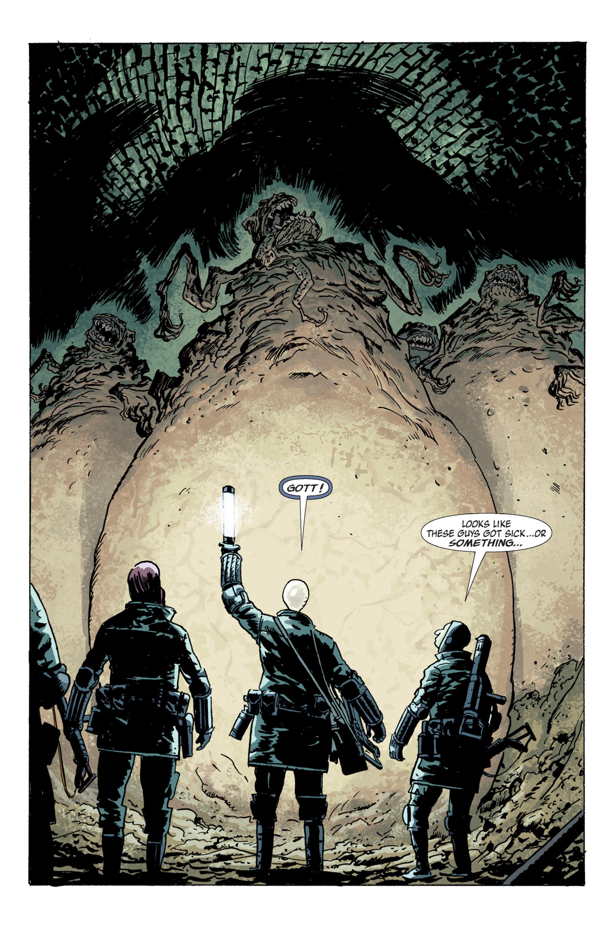 Read online B.P.R.D. (2003) comic -  Issue # TPB 5 - 25