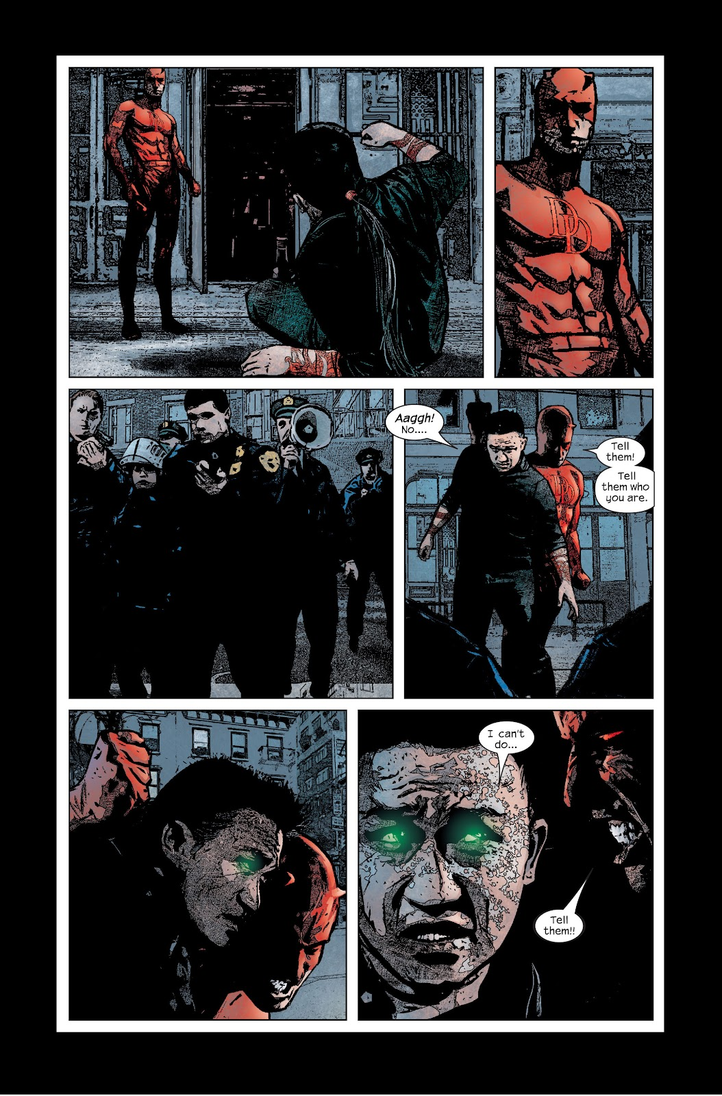 Read online Daredevil (1998) comic -  Issue # _Ultimate_Collection TPB 2 (Part 4) - 32
