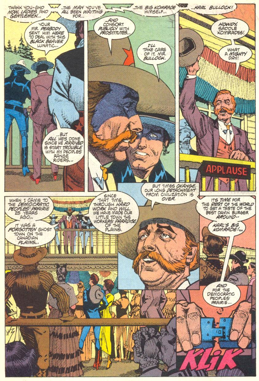 American Flagg! issue 16 - Page 5