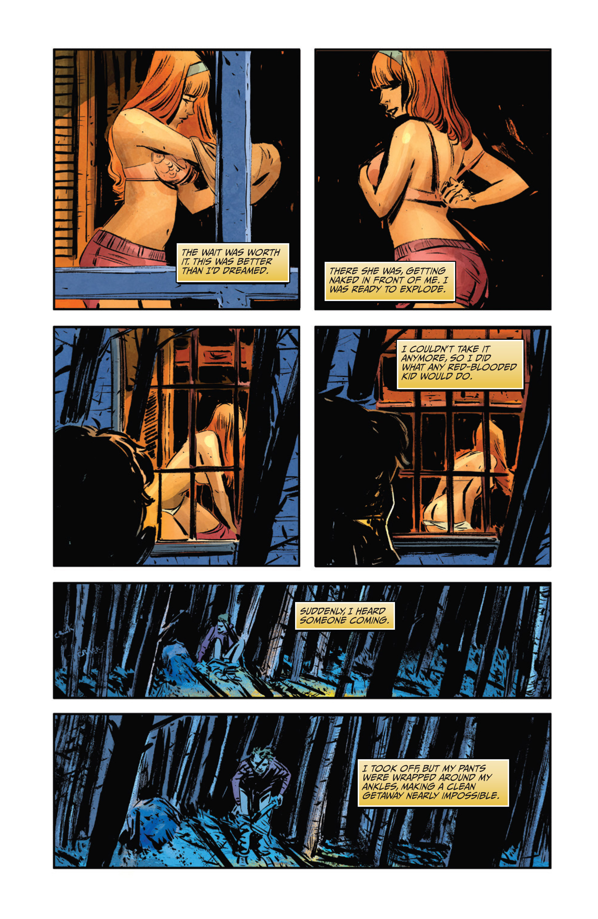 Read online Sex and Violence Vol. 2 comic -  Issue # Full - 48