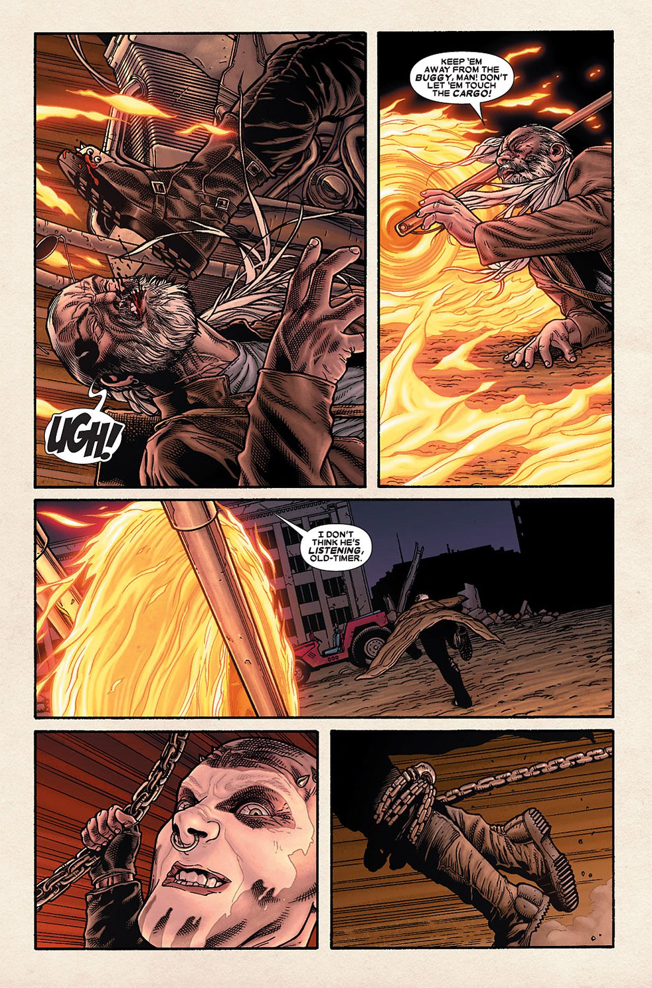 Read online Wolverine: Old Man Logan comic -  Issue # Full - 36