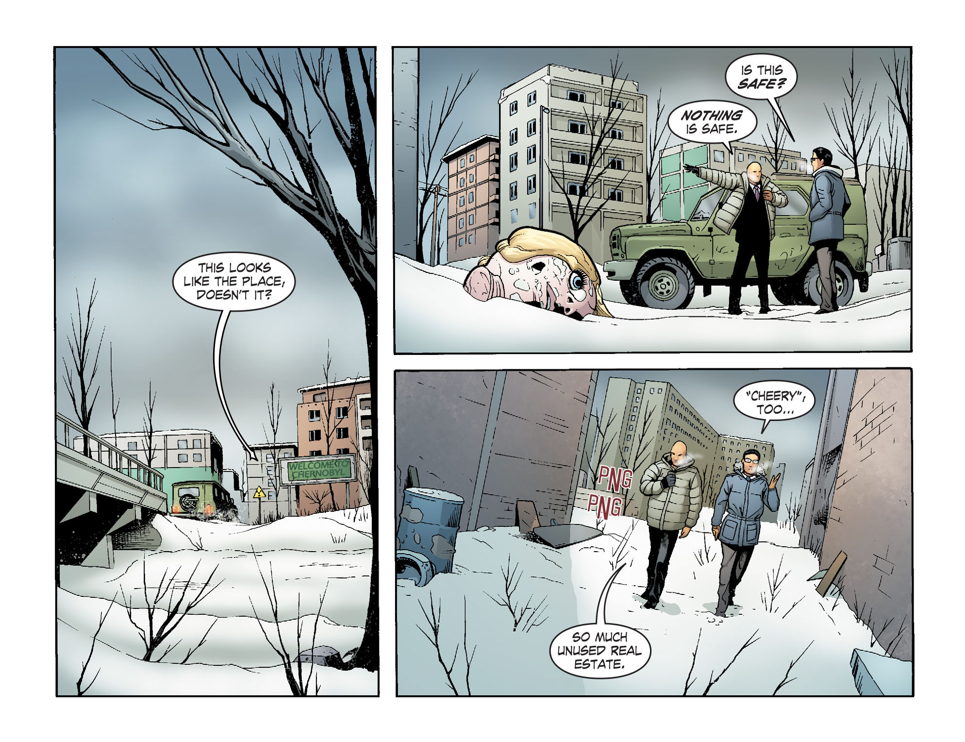 Read online Smallville: Alien comic -  Issue #7 - 19