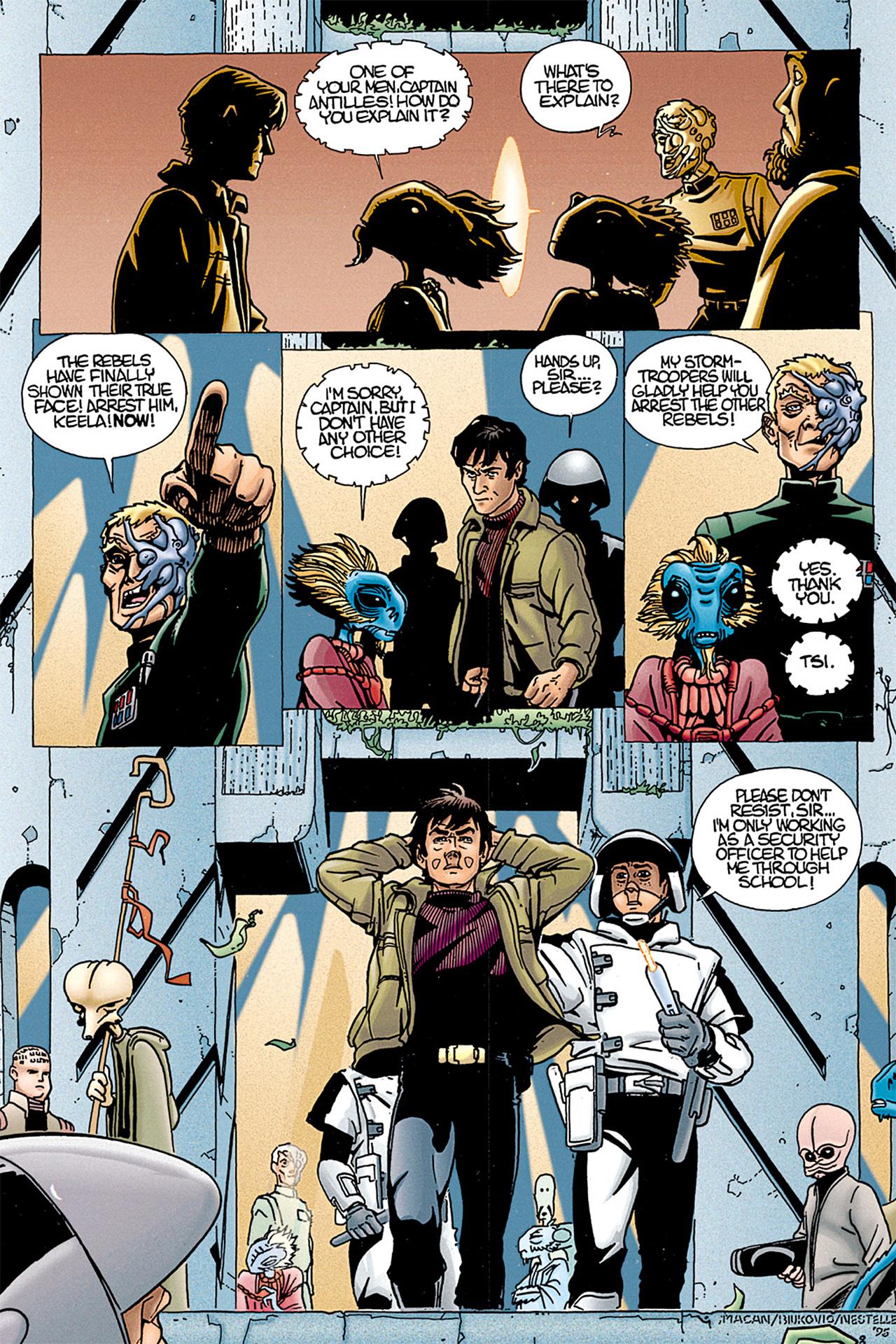 Read online Star Wars Omnibus comic -  Issue # Vol. 1 - 220