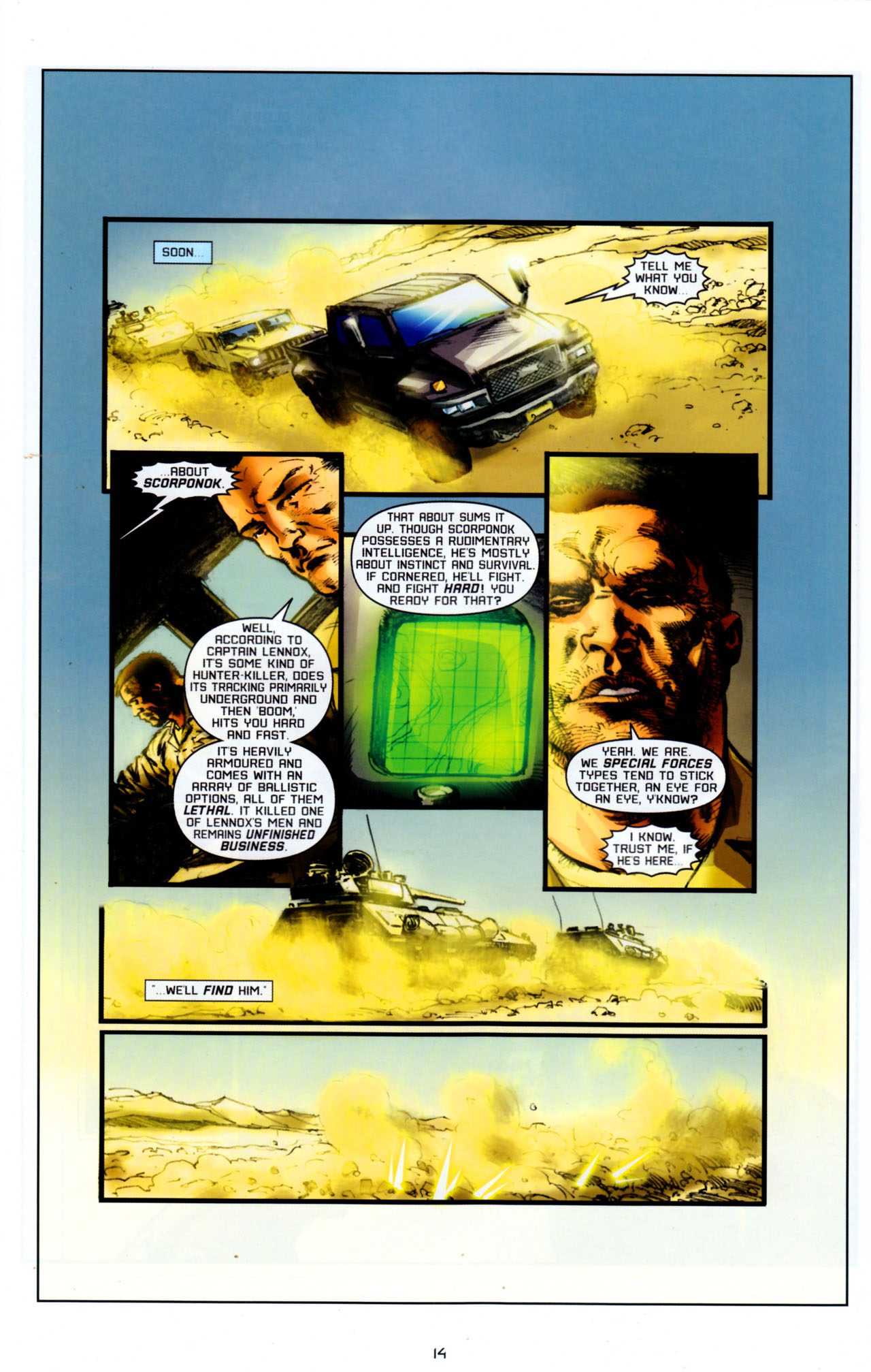 Read online Transformers: Saga of the Allspark comic -  Issue #4 - 17