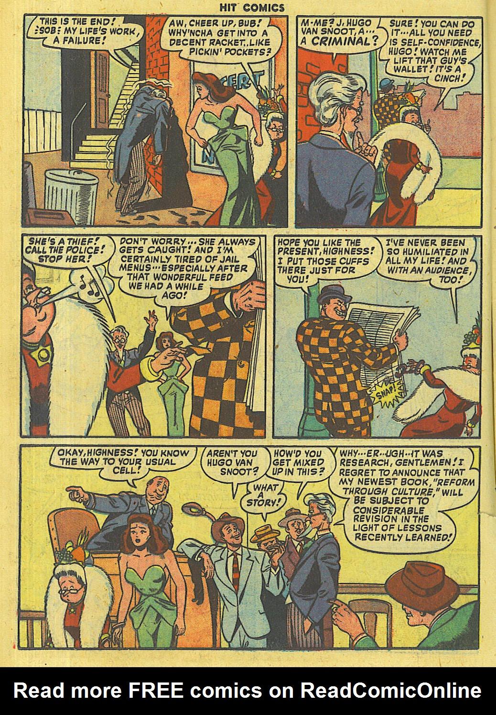 Read online Hit Comics comic -  Issue #56 - 20