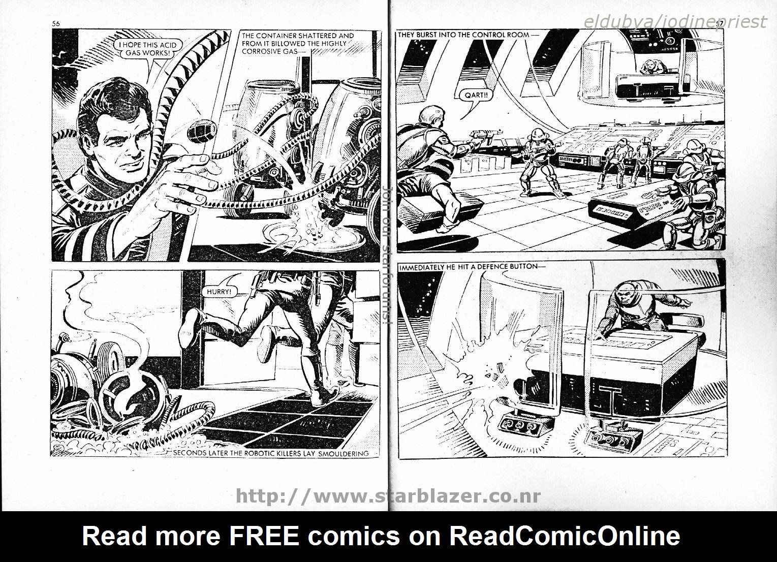 Starblazer issue 101 - Page 30