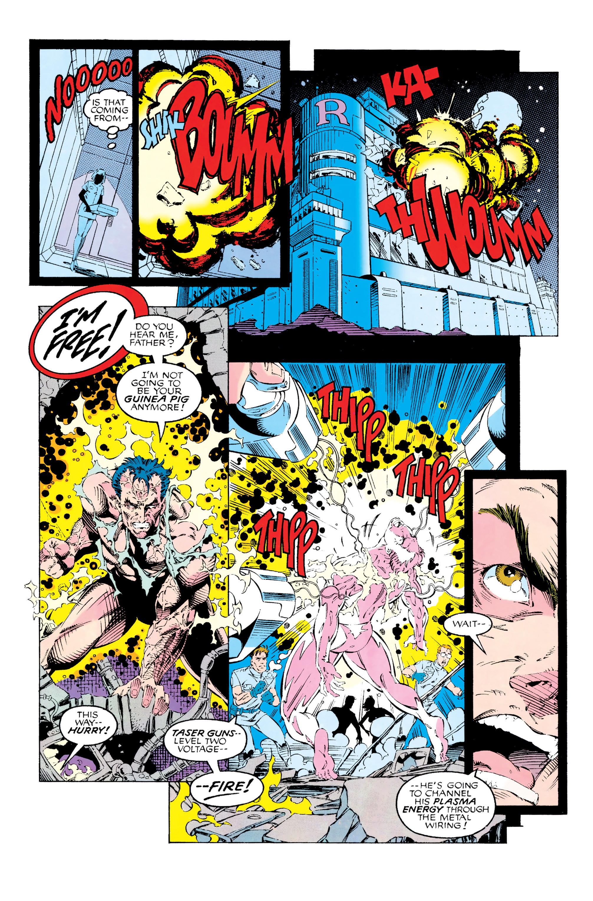 X-Men (1991) 12 Page 11