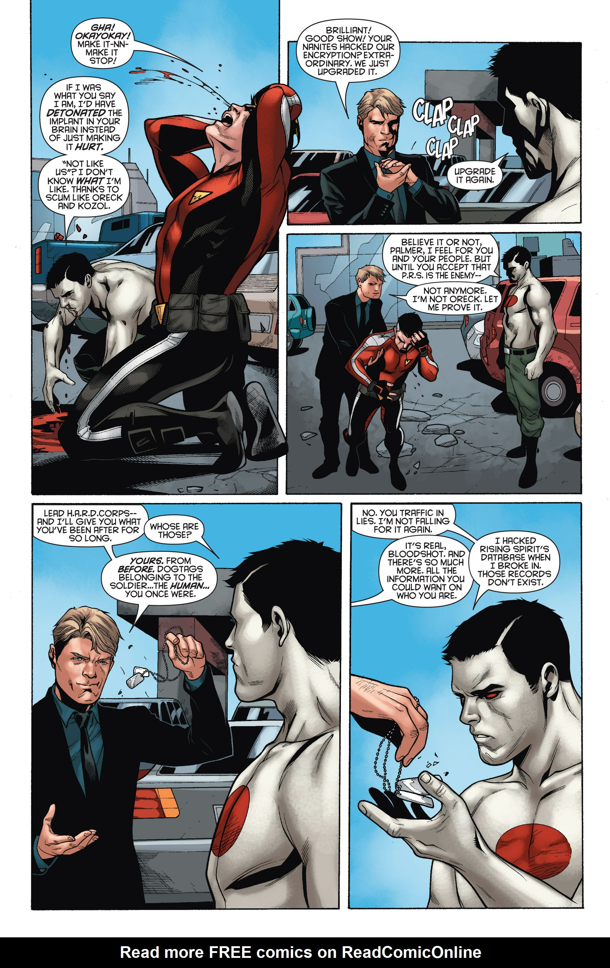 Read online Bloodshot and H.A.R.D.Corps comic -  Issue # TPB 4 - 48
