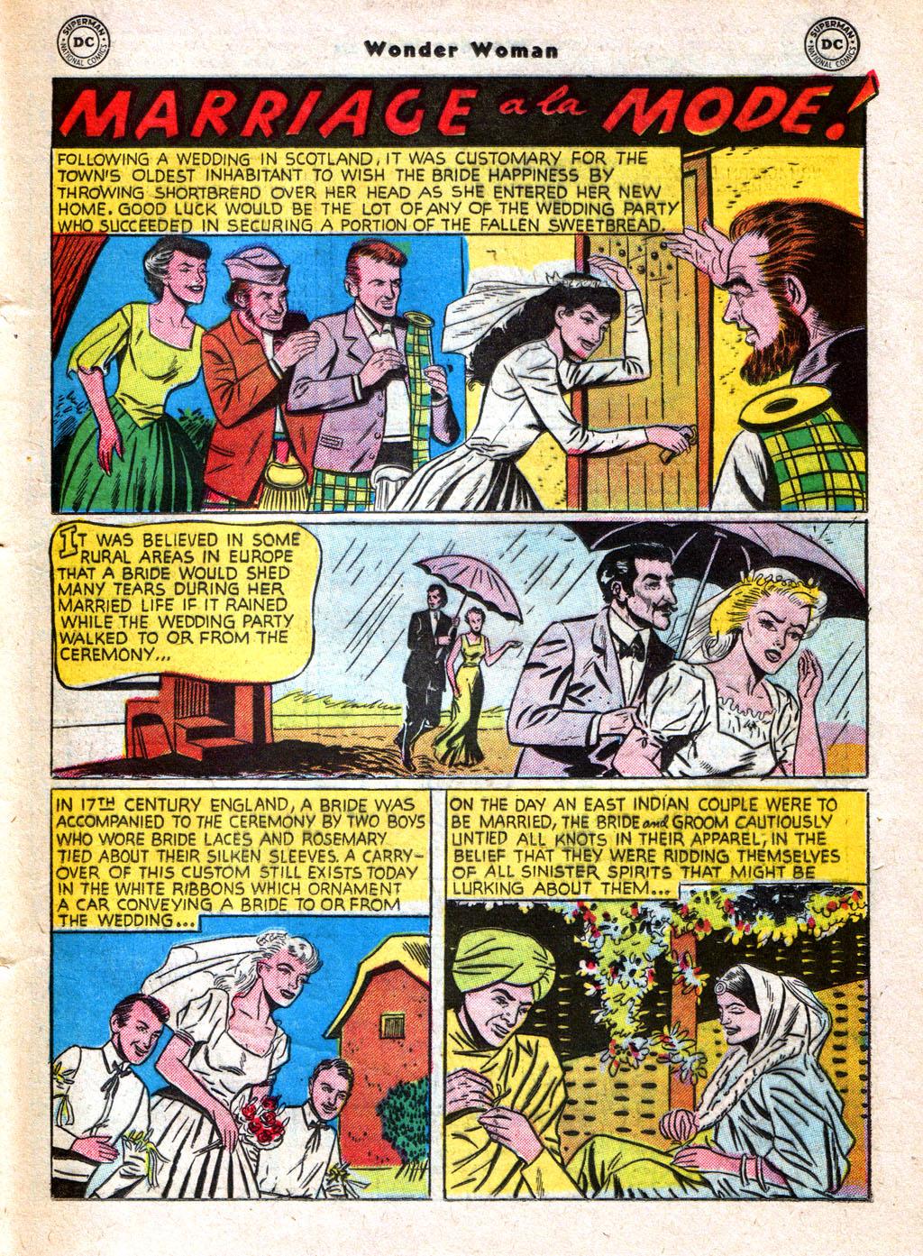 Read online Wonder Woman (1942) comic -  Issue #77 - 21