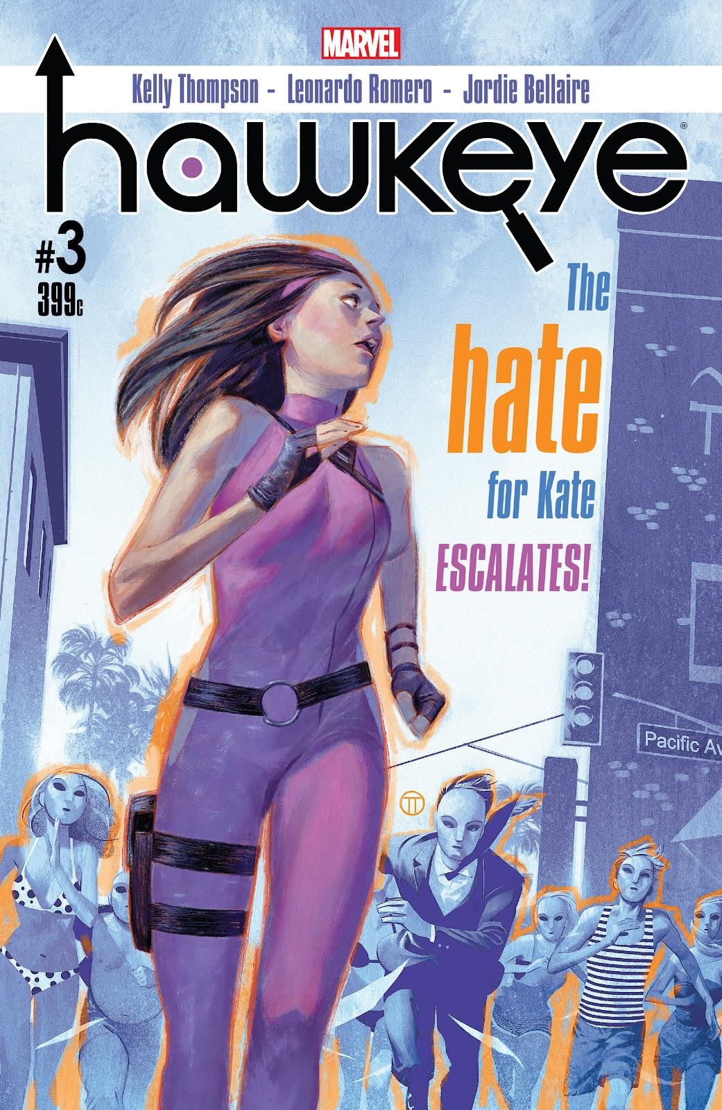 Hawkeye (2016) 3 Page 1