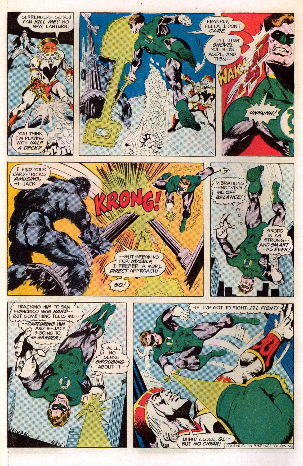 Read online Secret Society of Super-Villains comic -  Issue #2 - 6