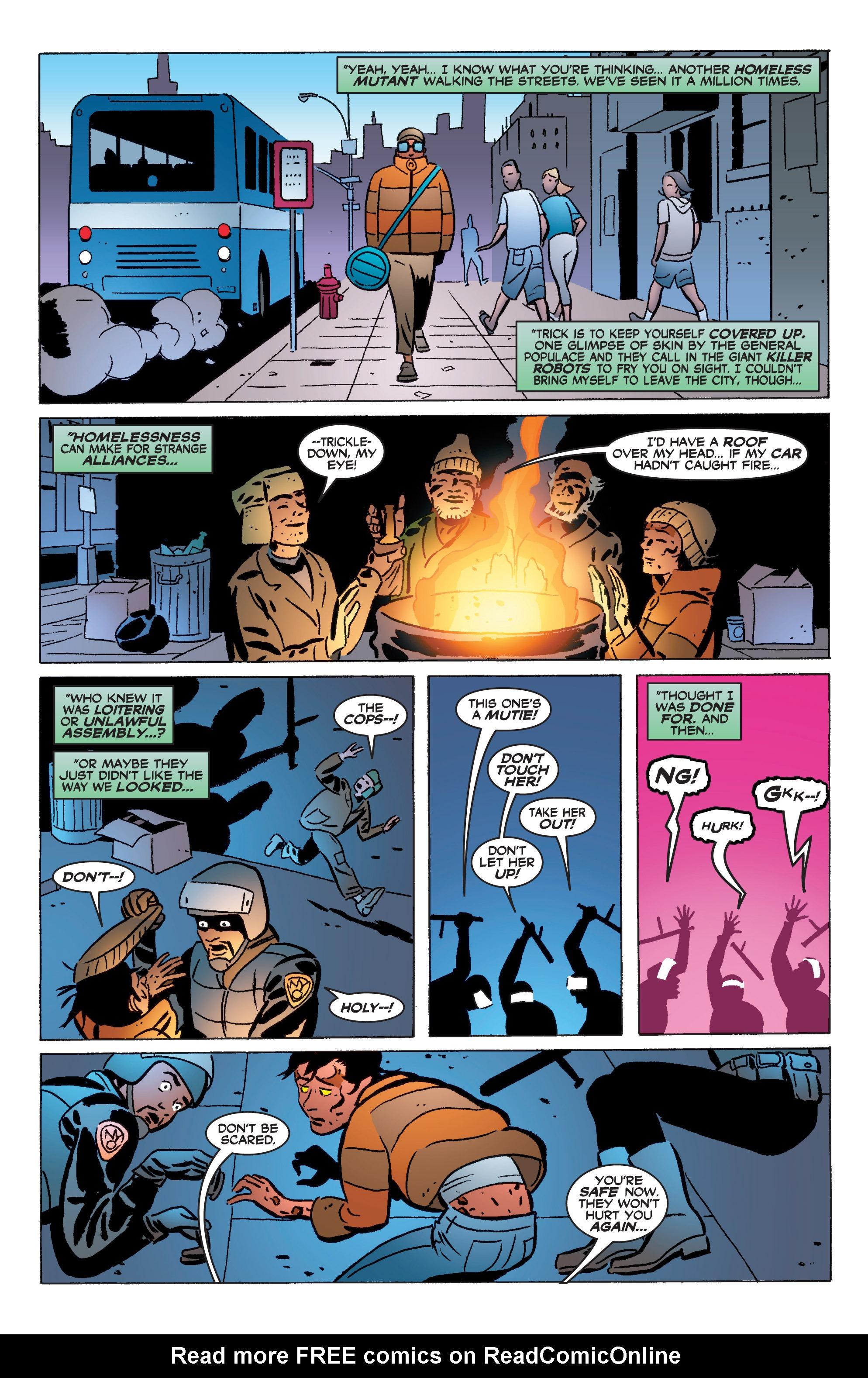 Read online Uncanny X-Men (1963) comic -  Issue #400 - 26