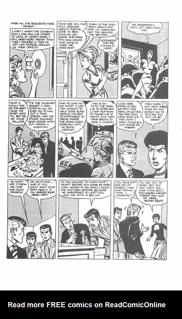 Read online Men of Mystery Comics comic -  Issue #22 - 21