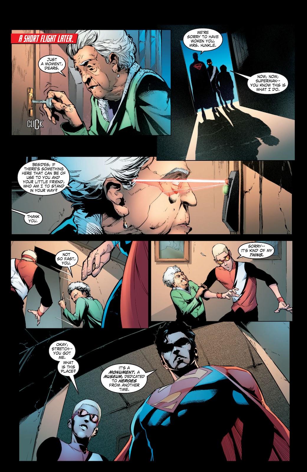 Read online Smallville Season 11 [II] comic -  Issue # TPB 3 - 65