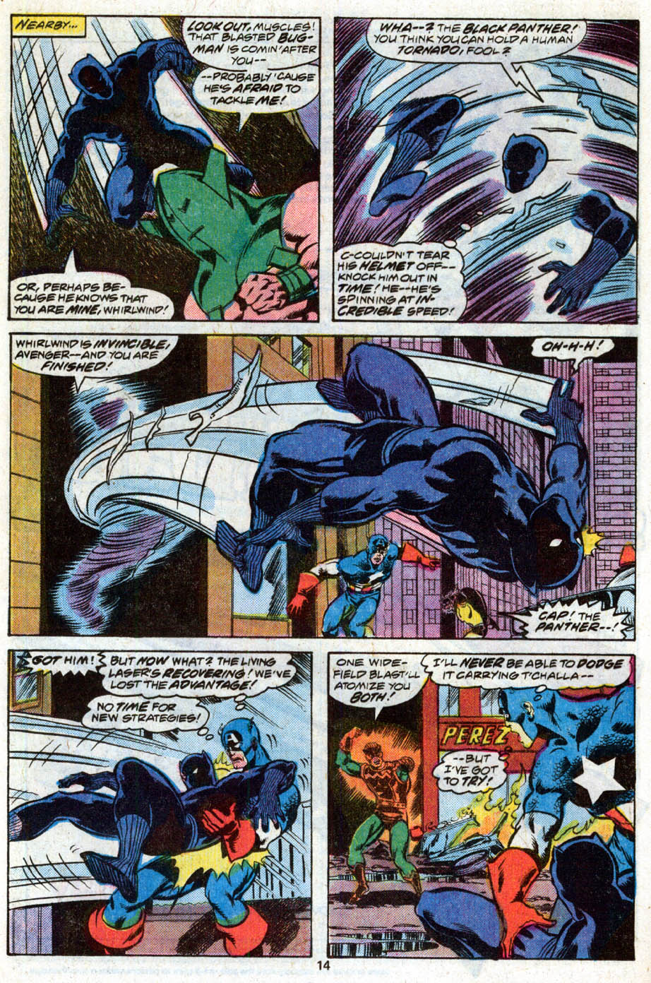 The Avengers (1963) 164 Page 8