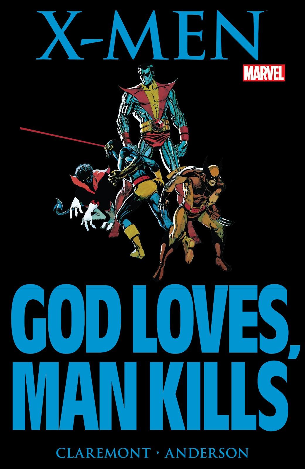 X-Men: God Loves, Man Kills issue 1 - Page 1