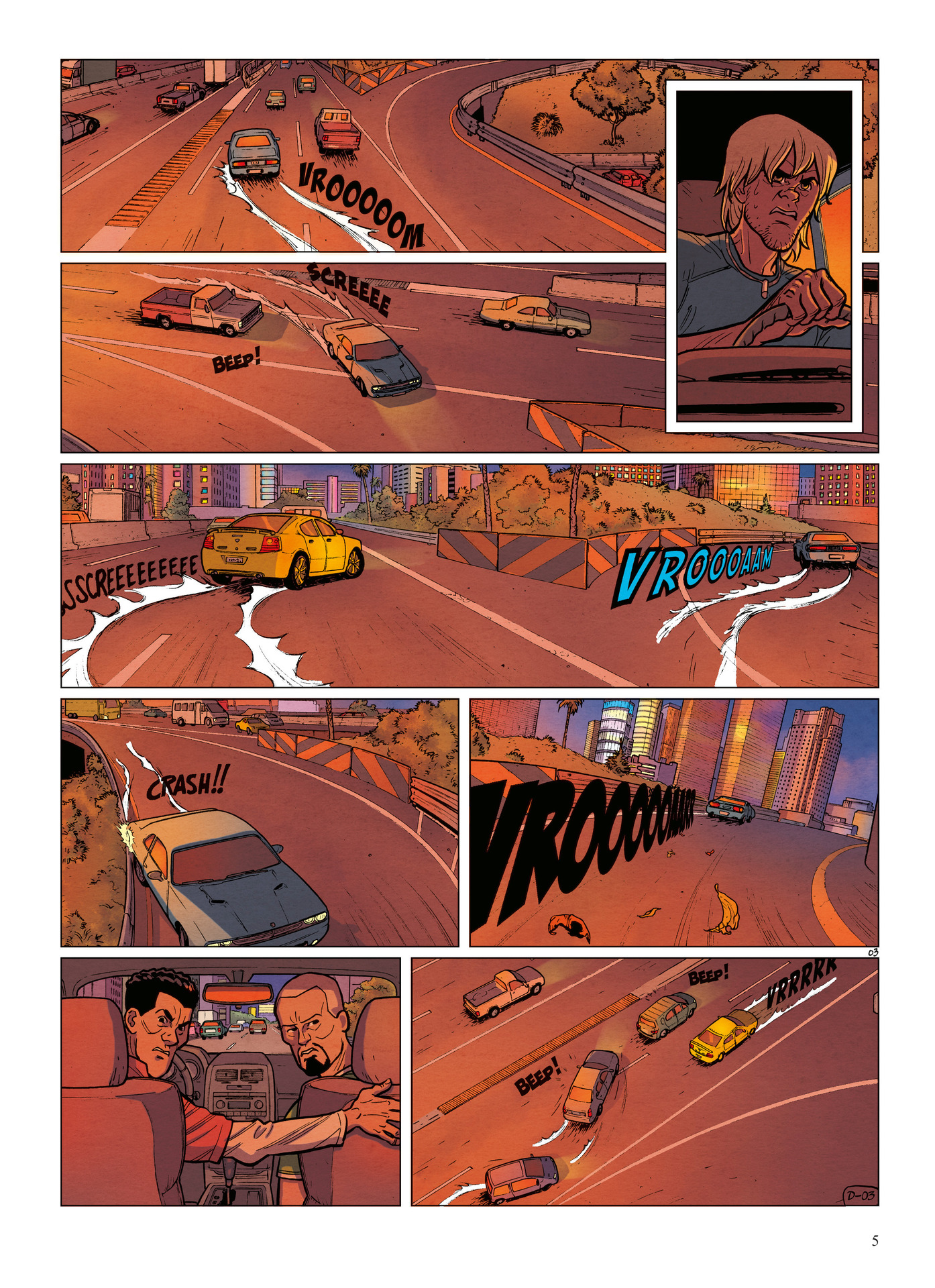 Read online Alter Ego comic -  Issue #6 - 7