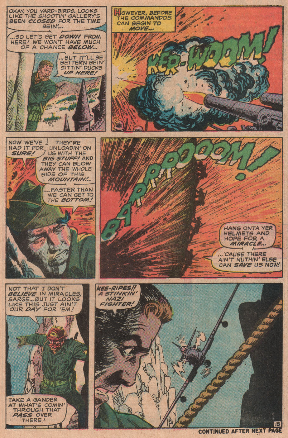 Read online Sgt. Fury comic -  Issue #79 - 21