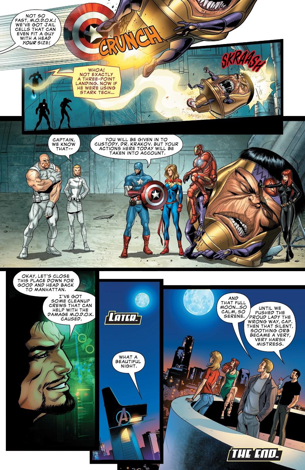 Read online Avengers: Edge of Infinity comic -  Issue # Full - 23