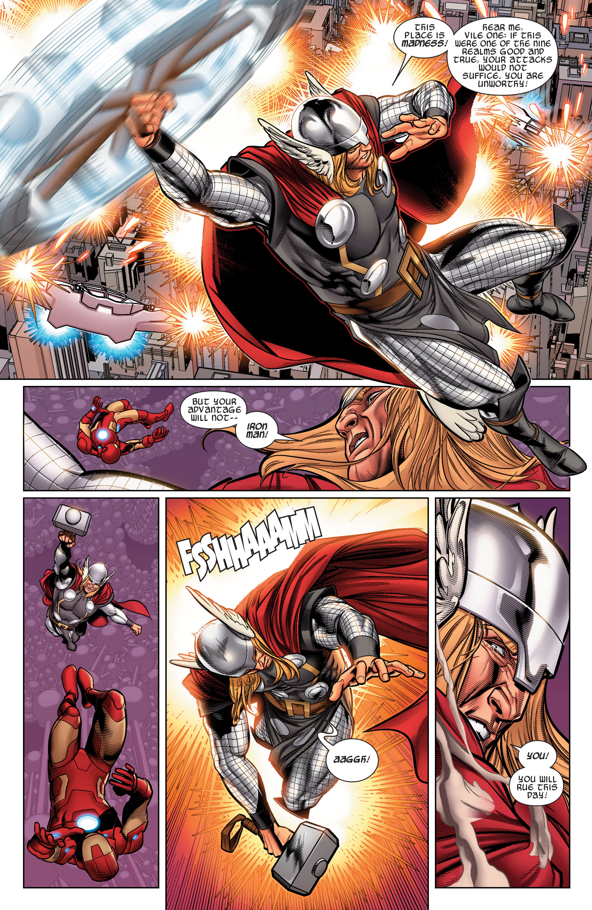 Read online Avengers (2010) comic -  Issue #34 - 8