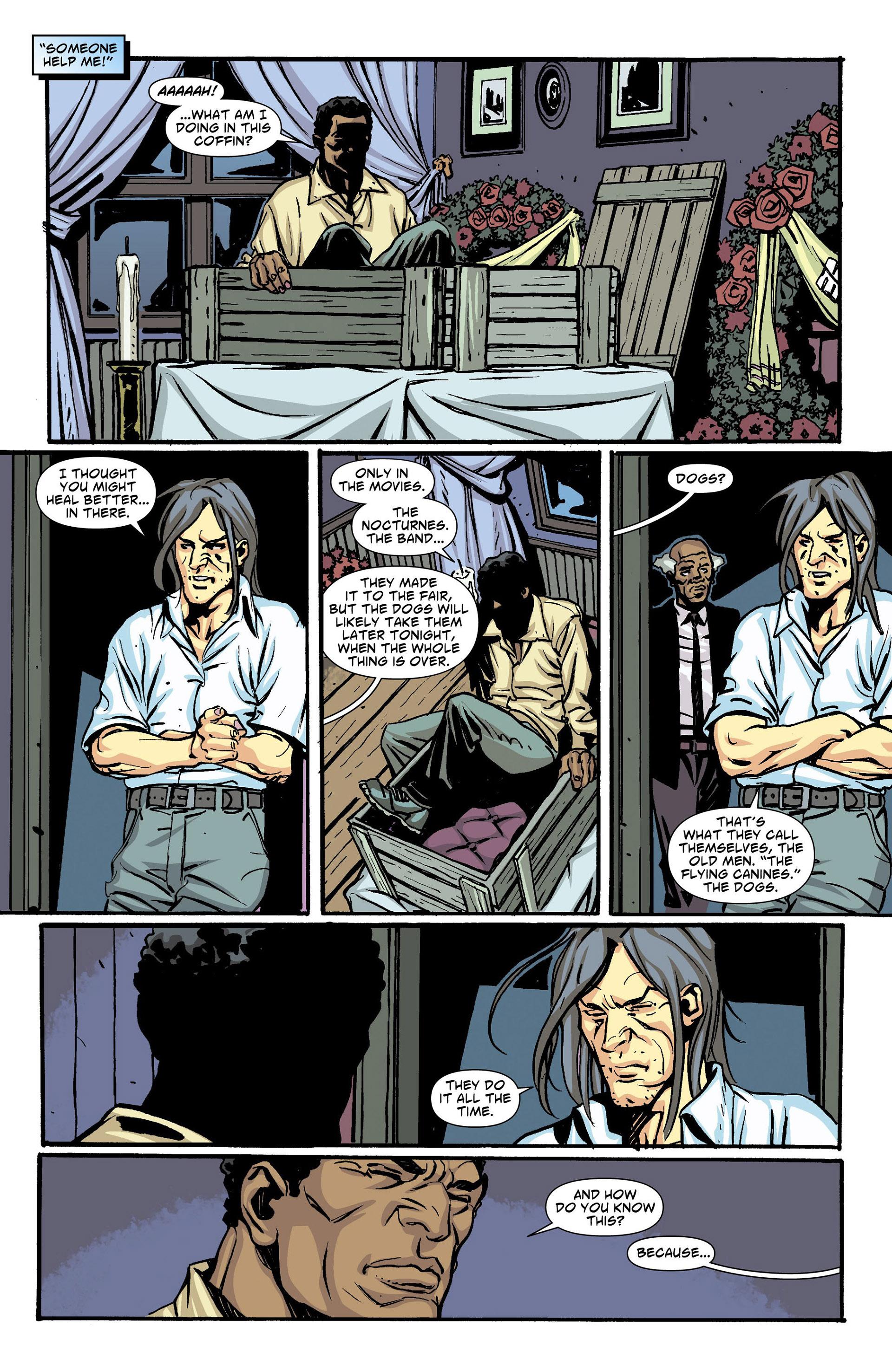 Read online American Vampire comic -  Issue #27 - 9