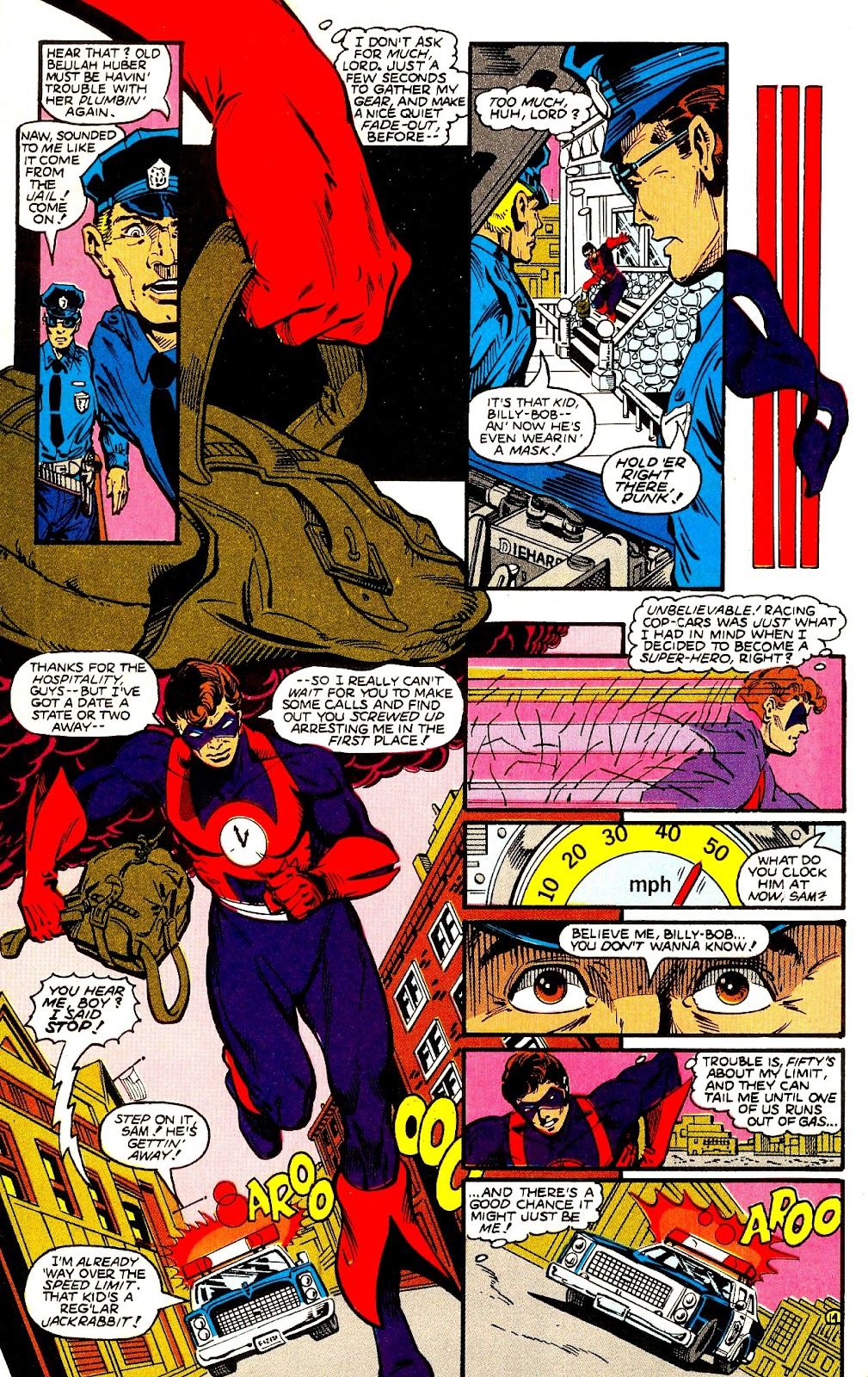 Infinity Inc. (1984) issue 21 - Page 16