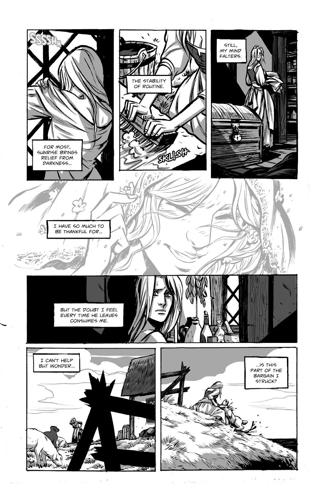 Read online Demeter comic -  Issue # Full - 17