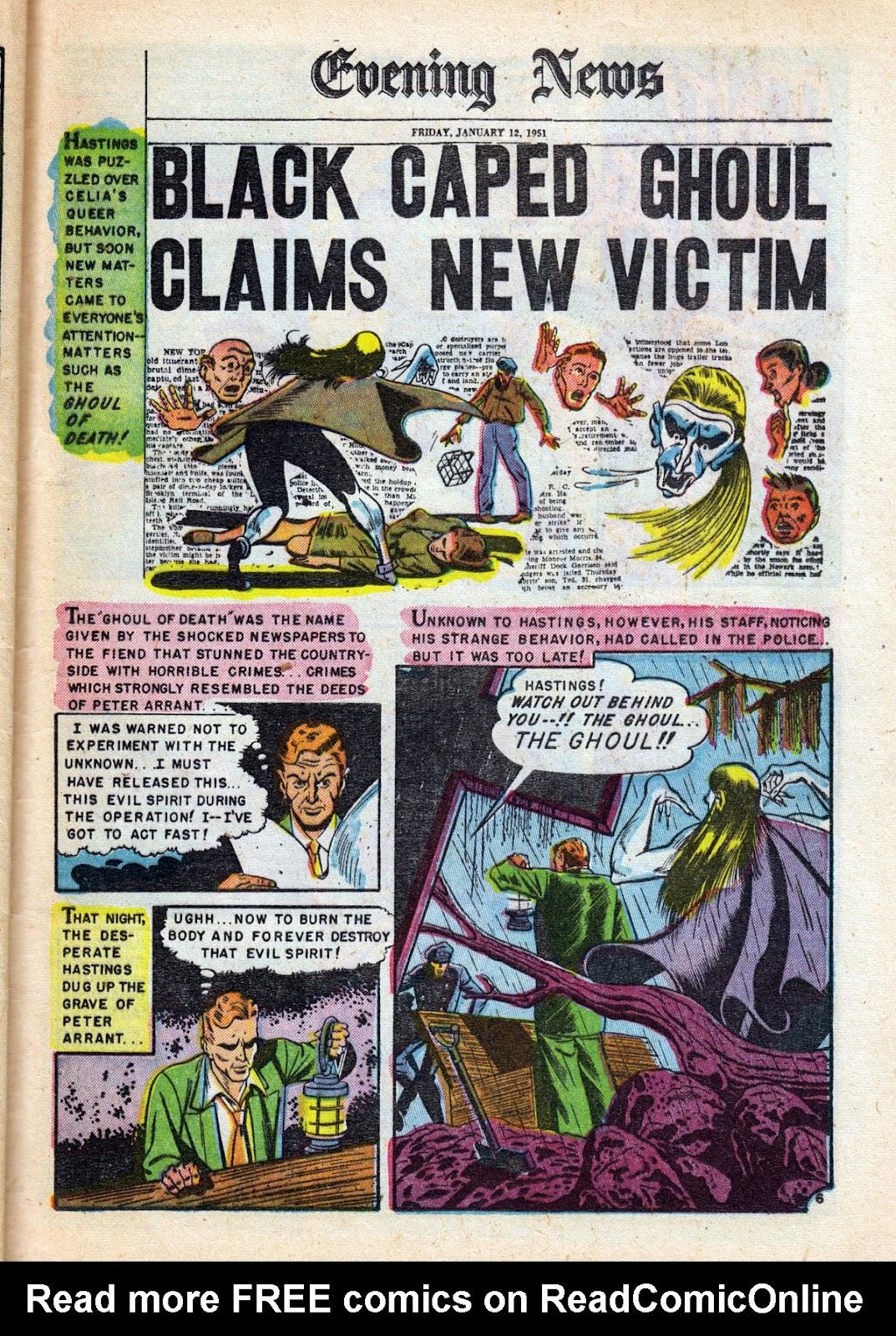 Dark Mysteries issue 1 - Page 25