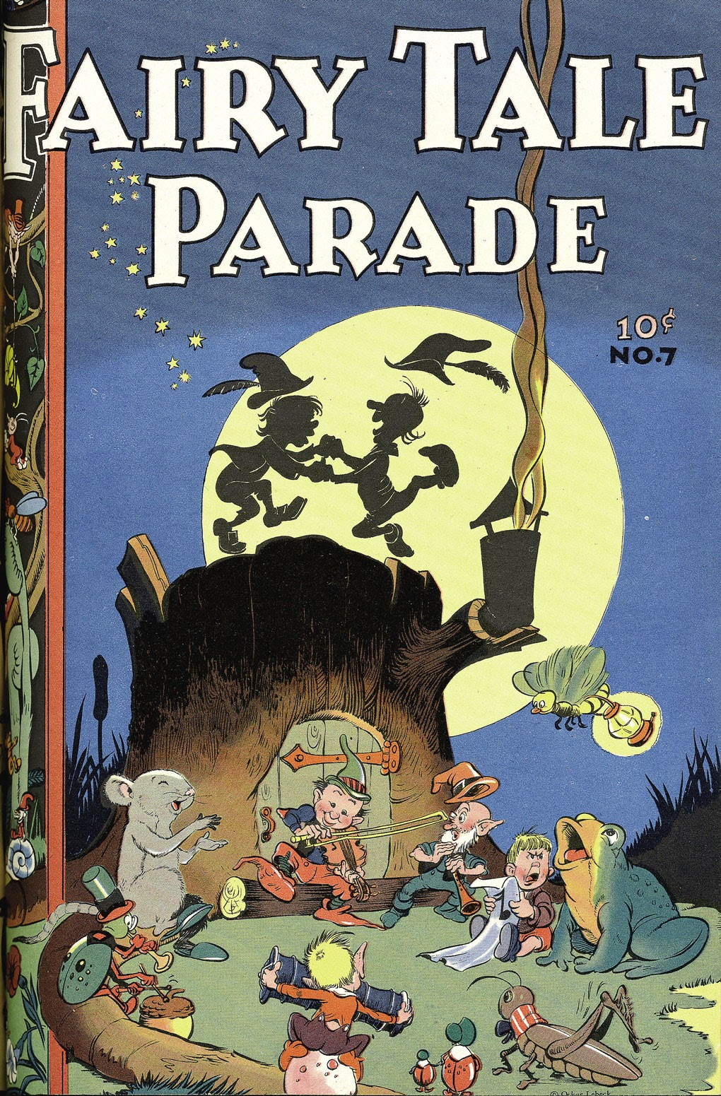 Fairy Tale Parade 7 Page 1