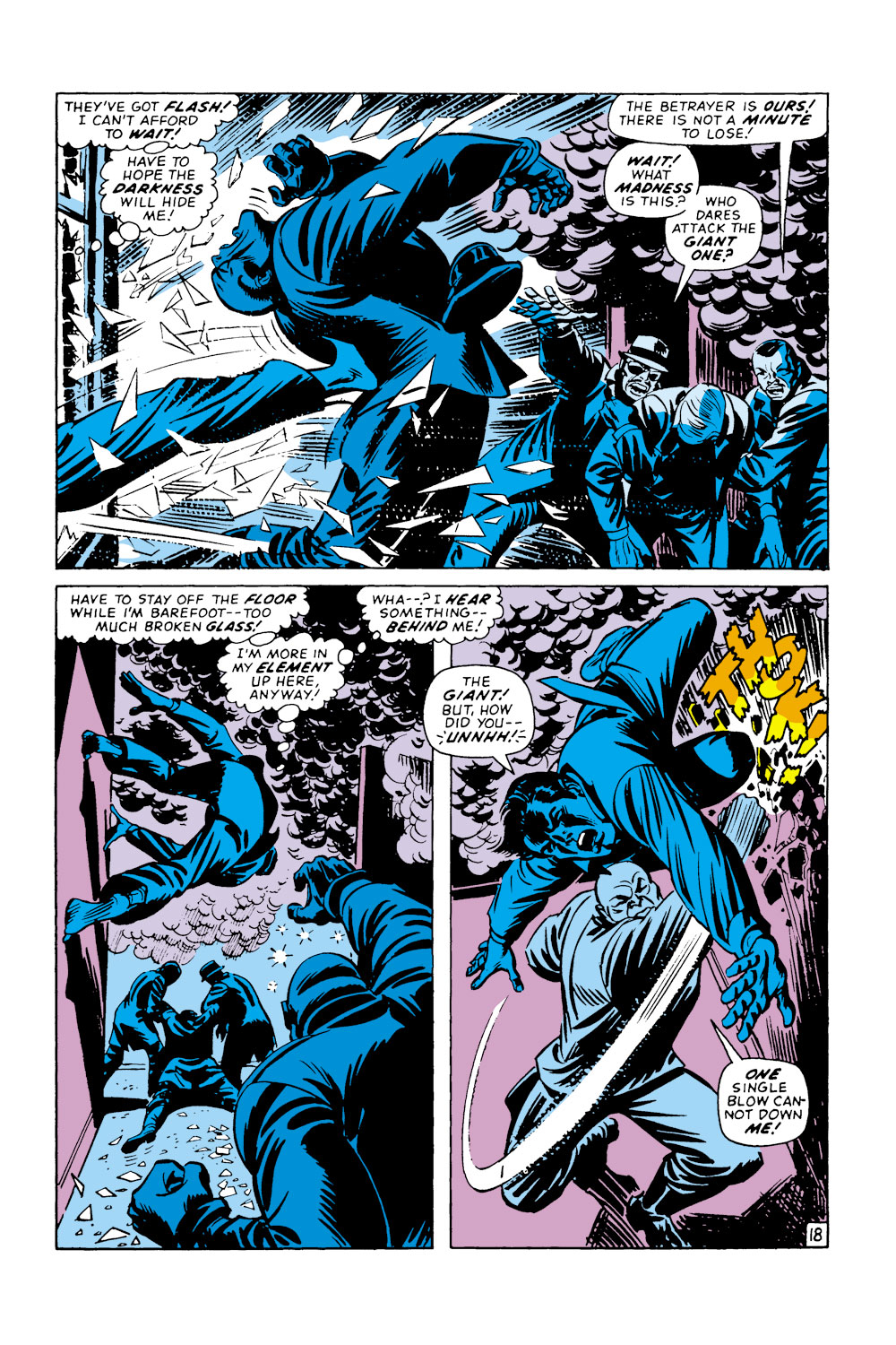 The Amazing Spider-Man (1963) 108 Page 18