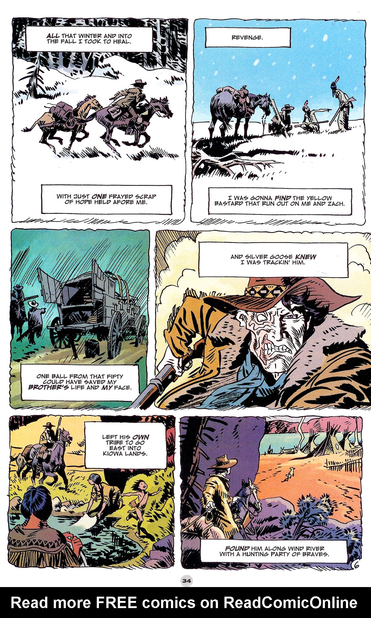 Read online Solo (2004) comic -  Issue #6 - 35