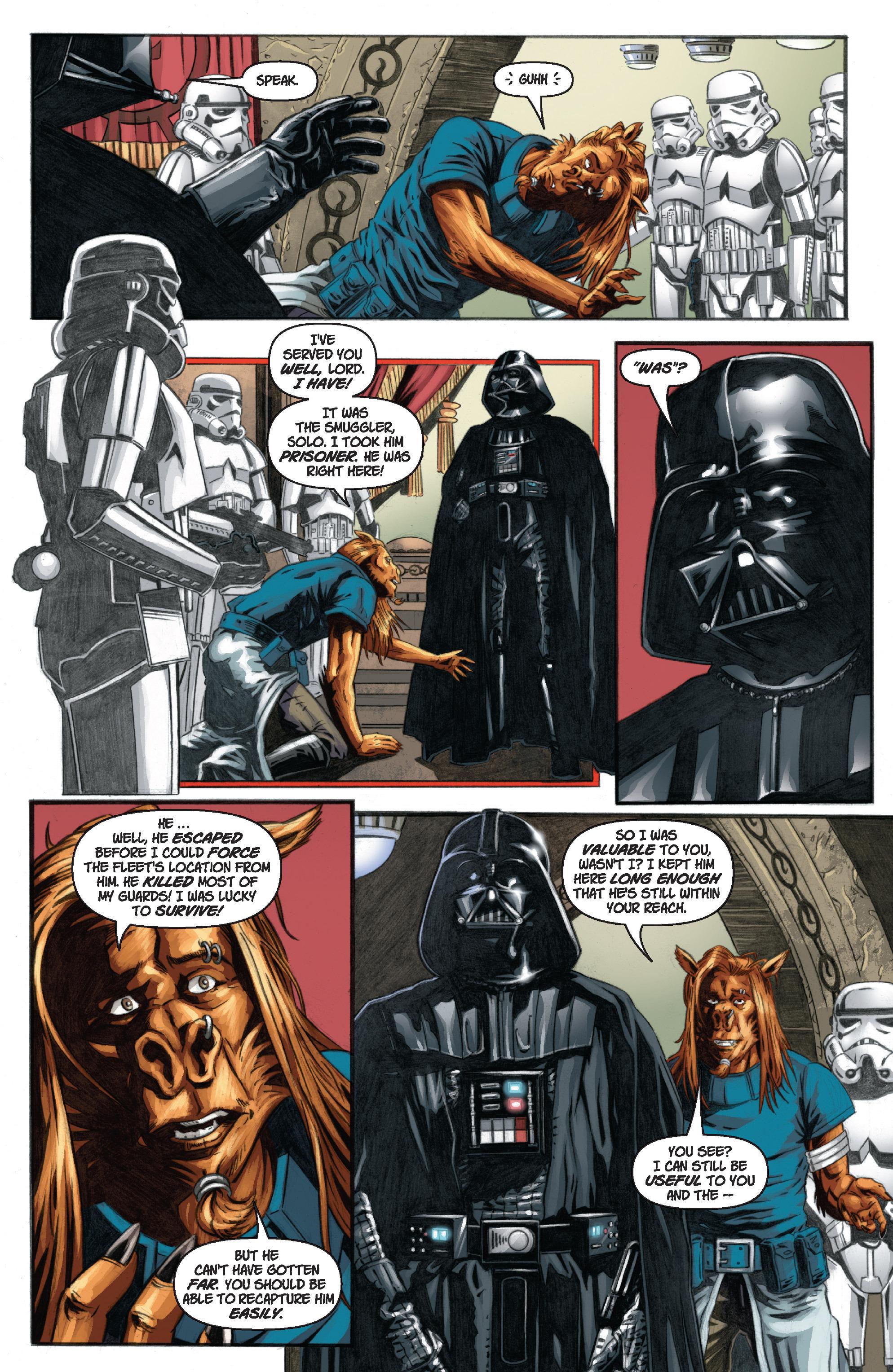 Read online Star Wars Omnibus comic -  Issue # Vol. 17 - 374
