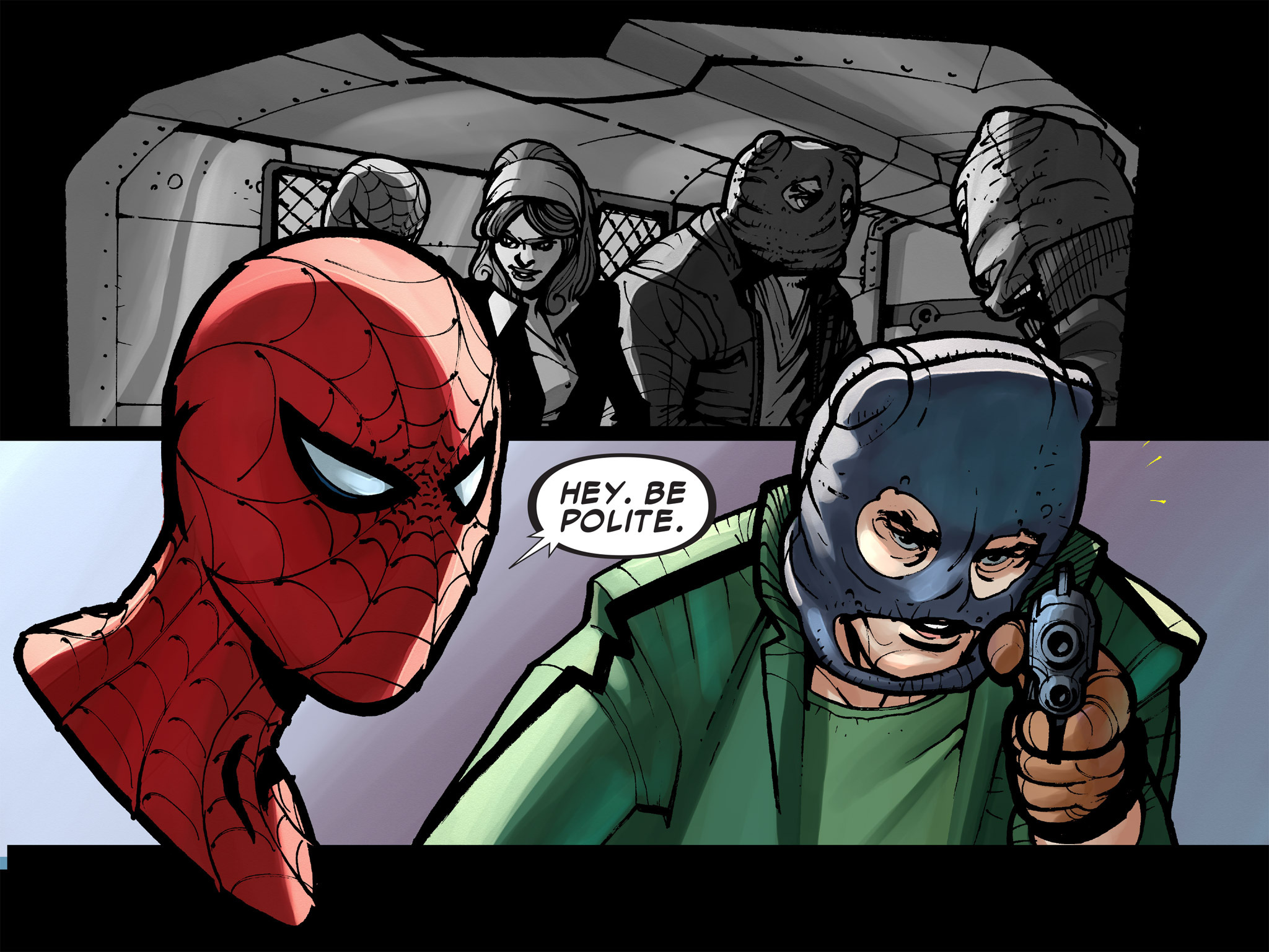 Read online Amazing Spider-Man: Who Am I? comic -  Issue # Full (Part 2) - 84