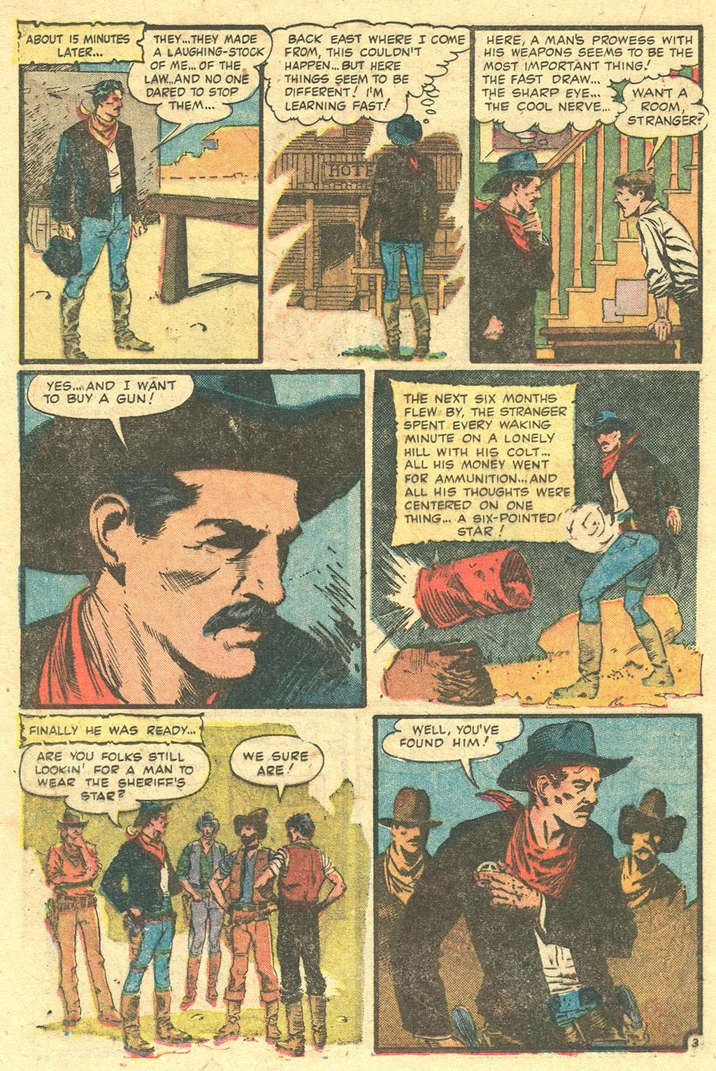 Gunsmoke Western issue 33 - Page 13