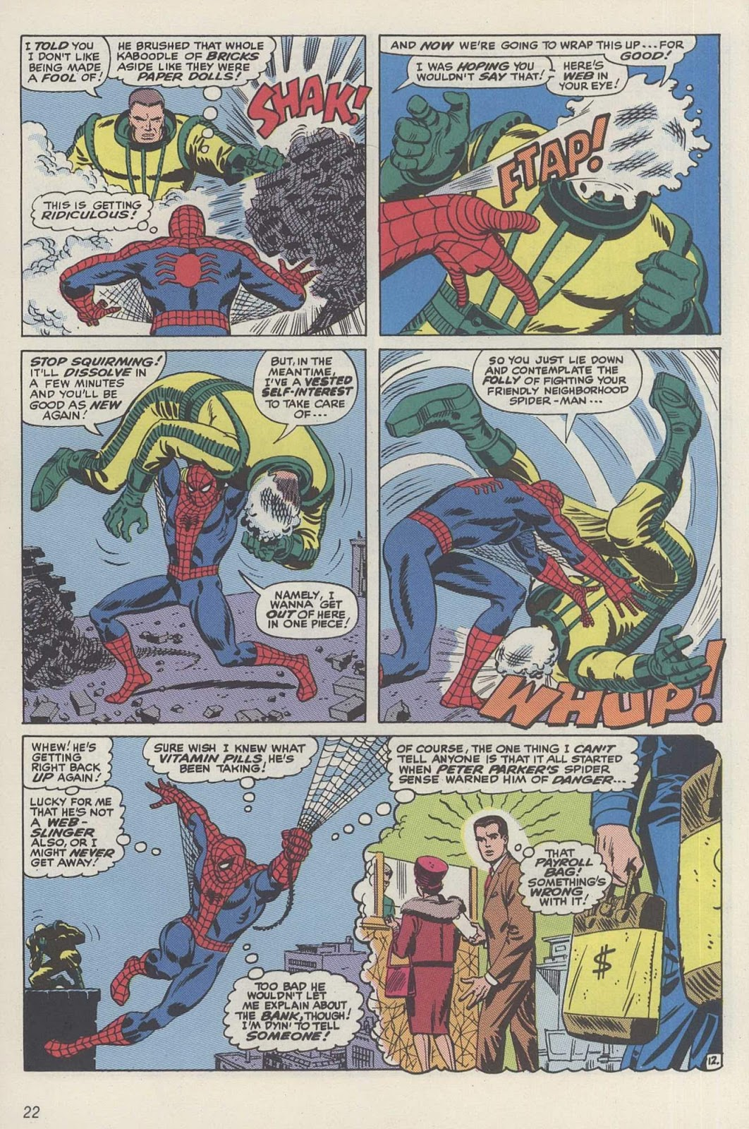 The Amazing Spider-Man (1979) issue TPB - Page 24