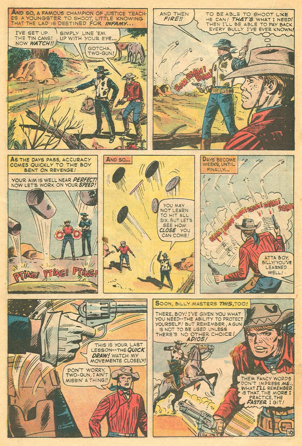 Read online Two-Gun Kid comic -  Issue #115 - 18