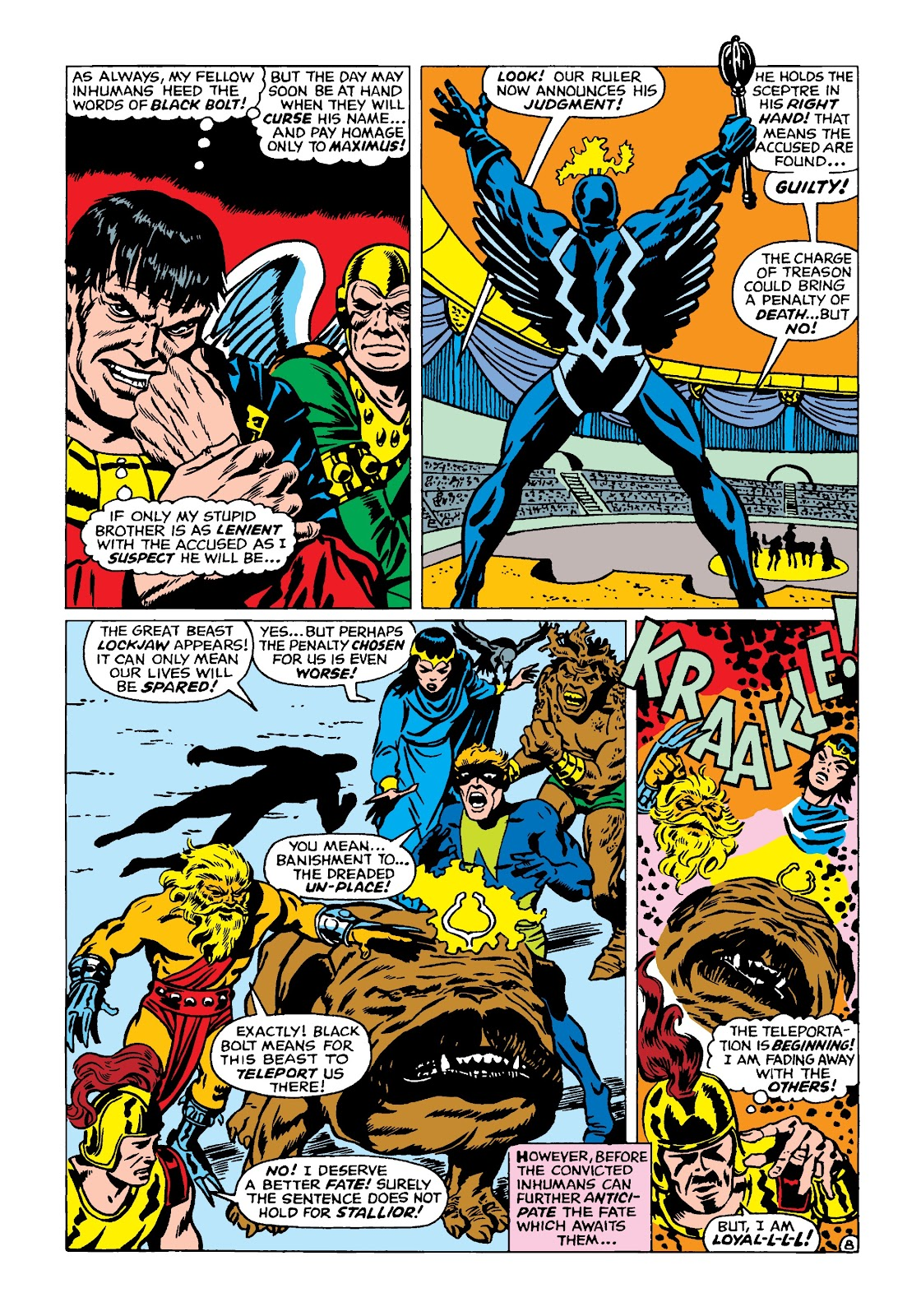 Read online Marvel Masterworks: The Incredible Hulk comic -  Issue # TPB 4 (Part 2) - 41