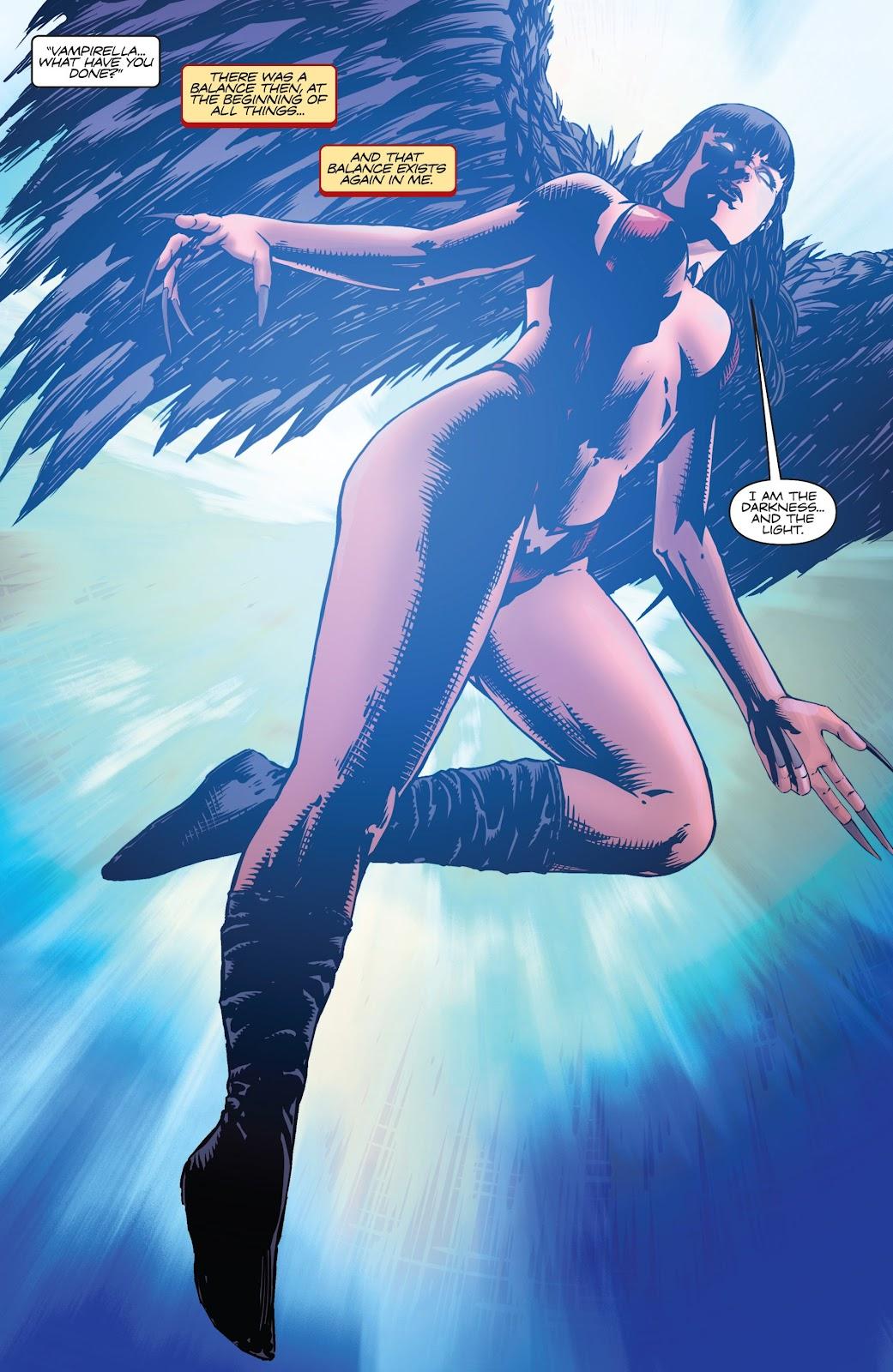 Read online Vampirella Strikes comic -  Issue #6 - 24