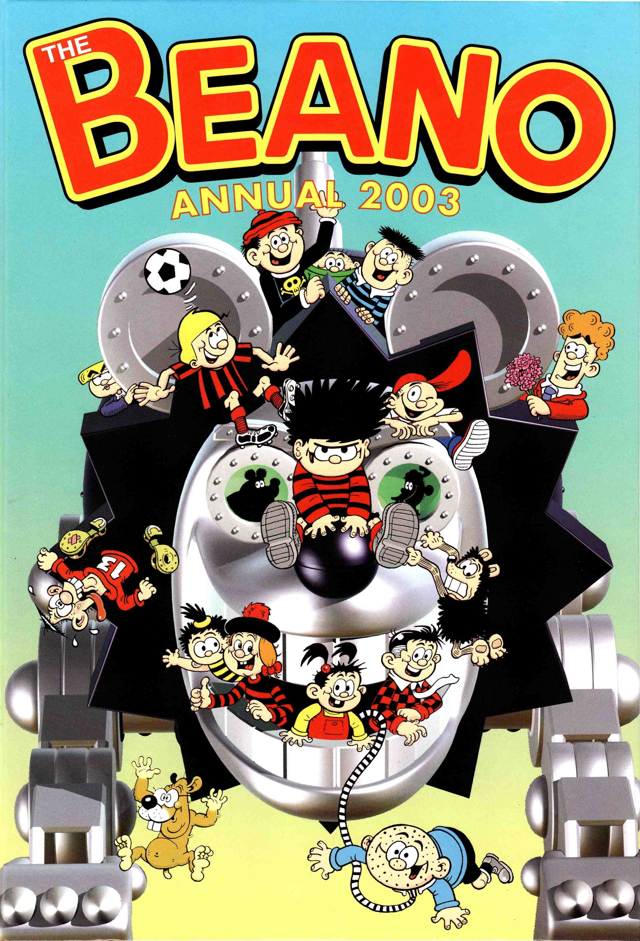 The Beano Book (Annual) 2003 Page 1