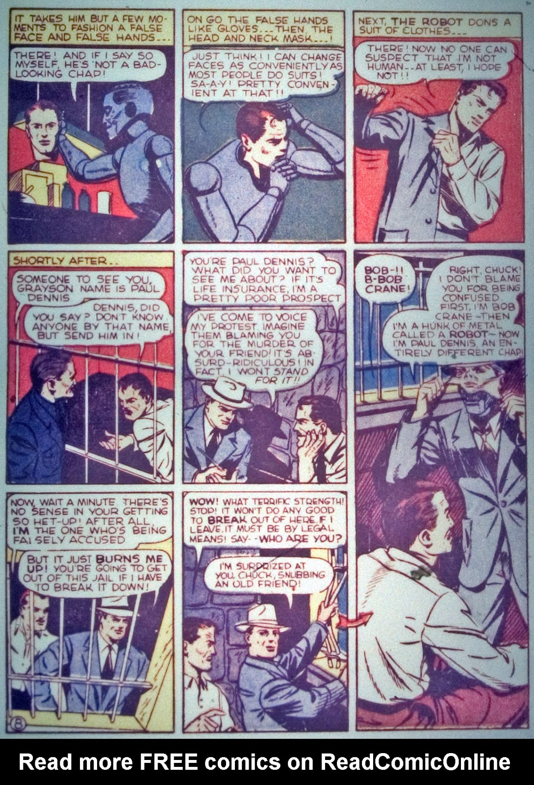 Star Spangled Comics (1941) issue 7 - Page 39
