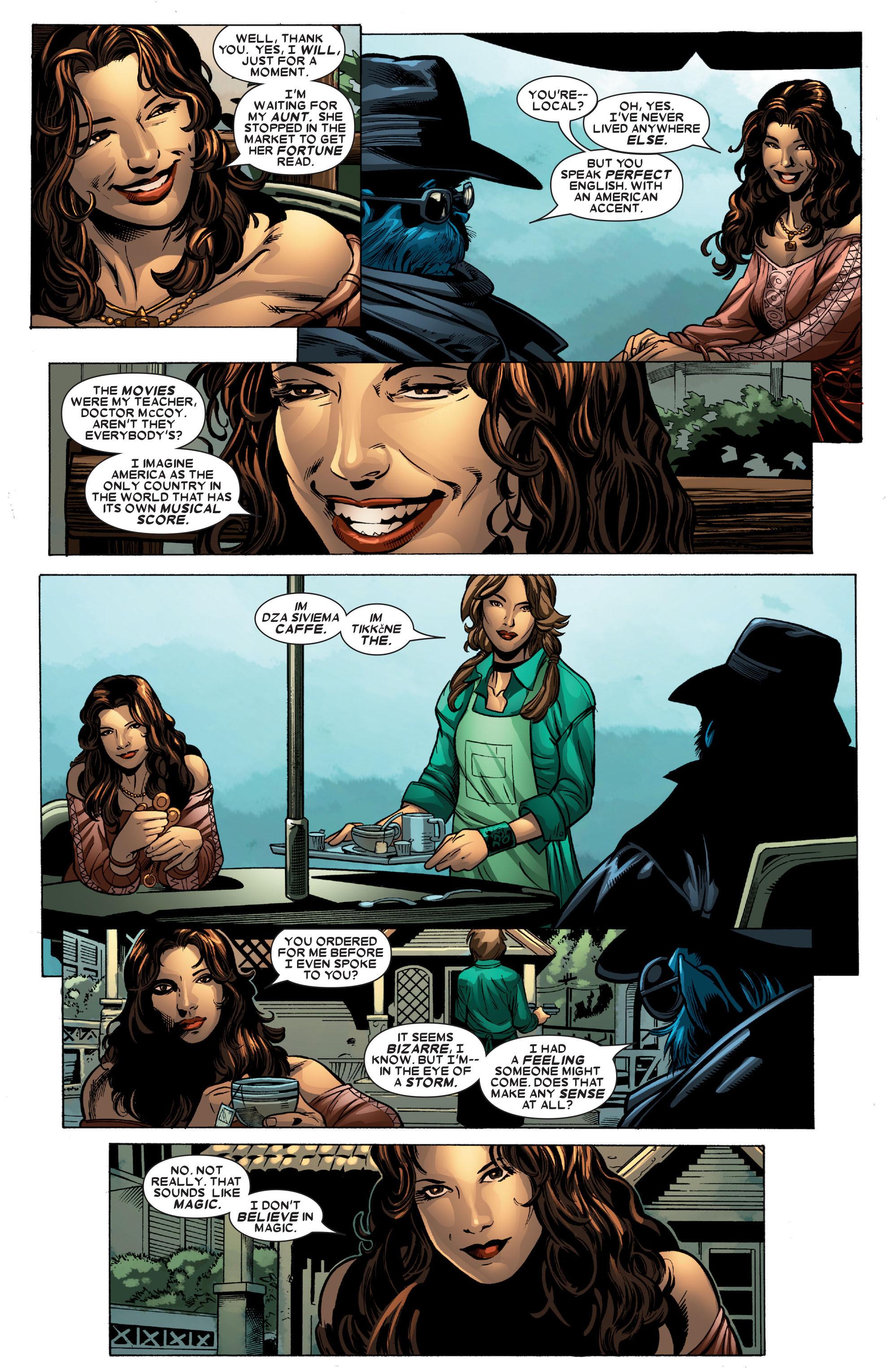 X-Men (1991) 204 Page 29