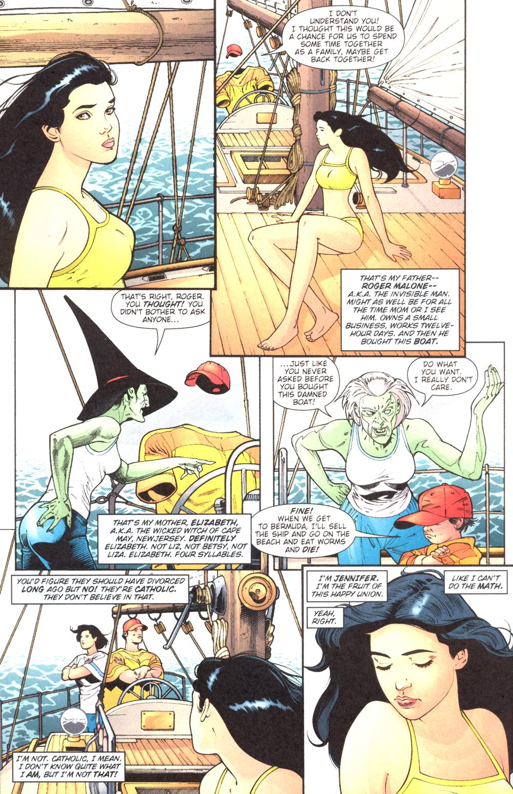 Read online Aquaman (2003) comic -  Issue #13 - 3