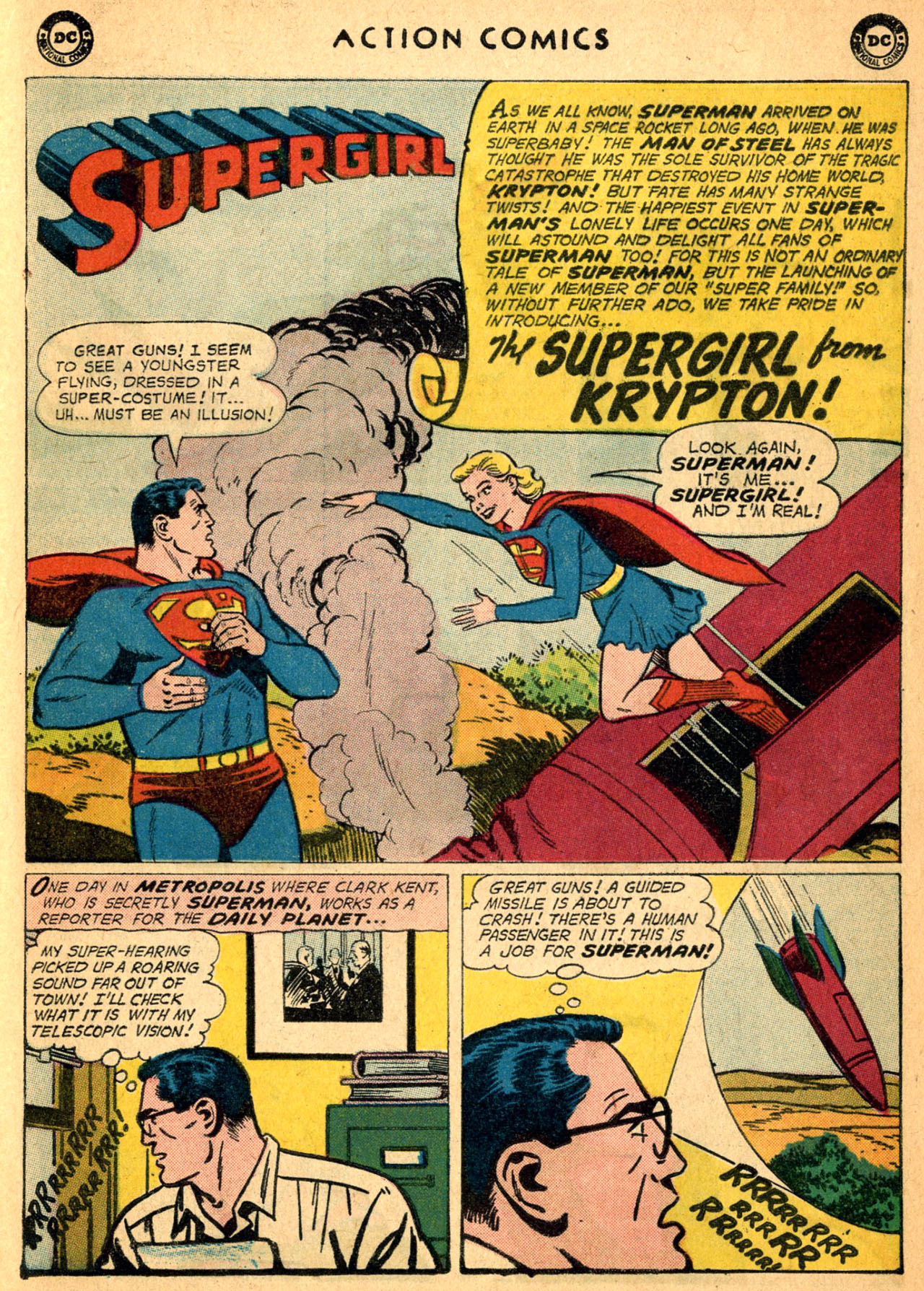 Read online Action Comics (1938) comic -  Issue #252 - 25