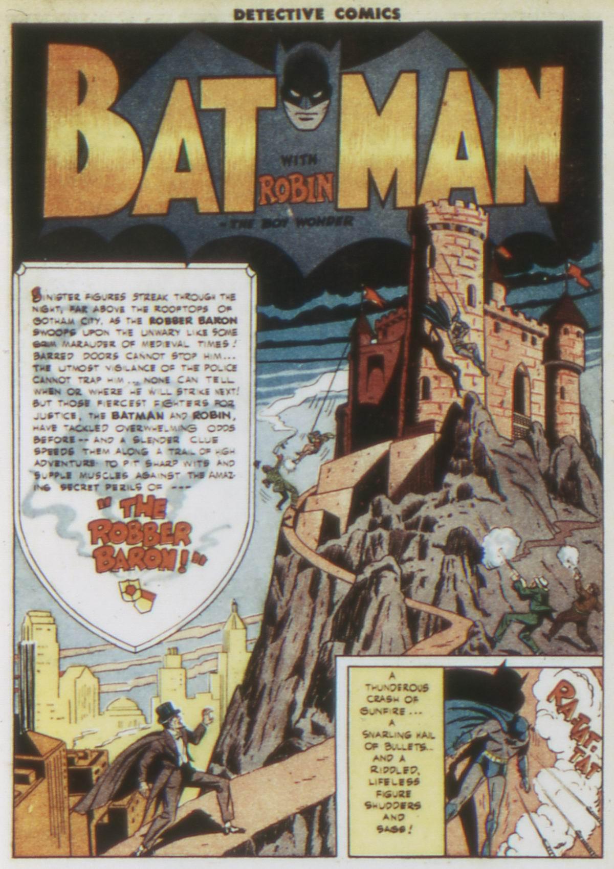 Read online Detective Comics (1937) comic -  Issue #75 - 3