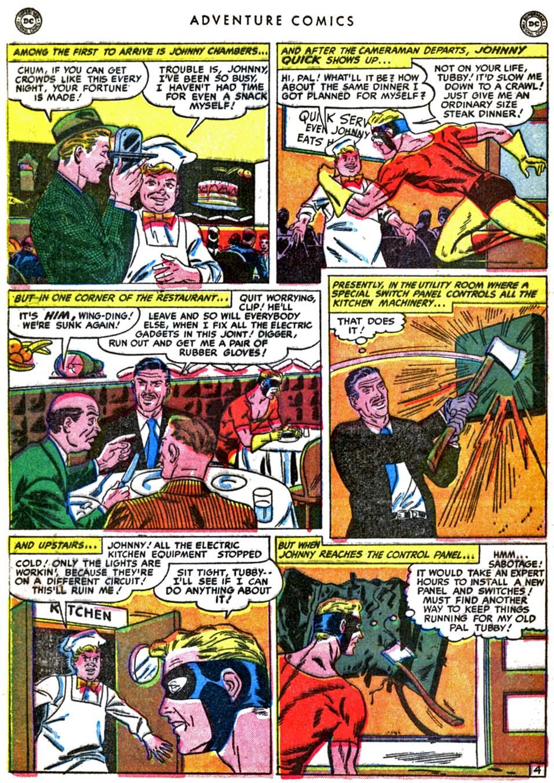Read online Adventure Comics (1938) comic -  Issue #160 - 28