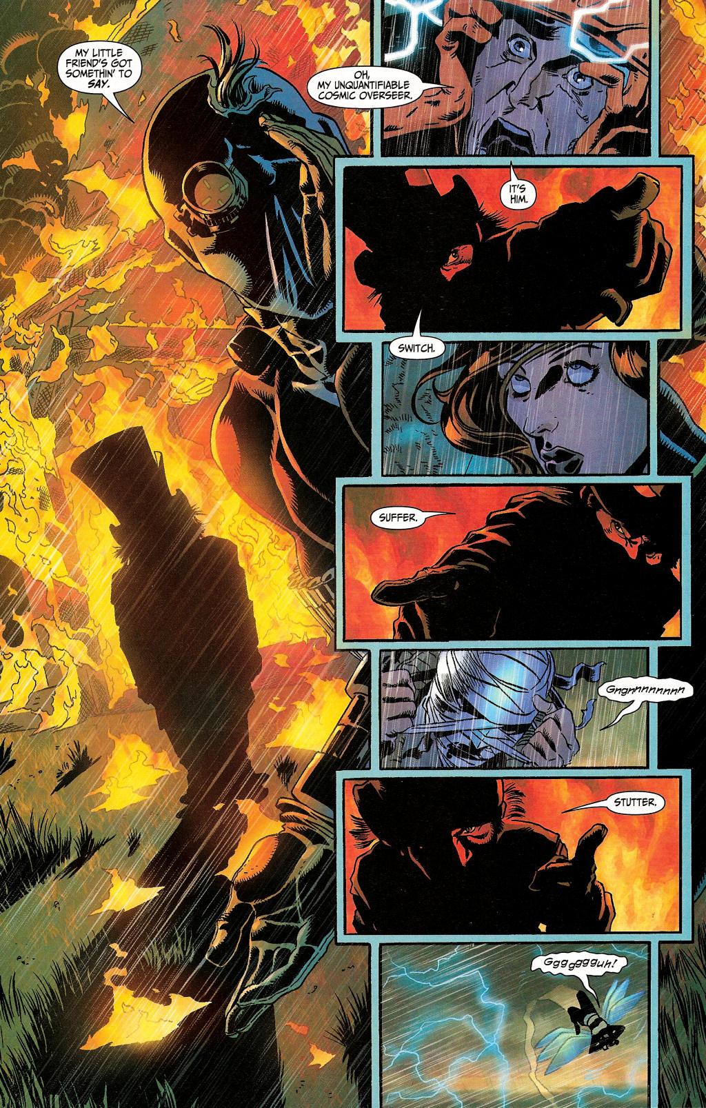 Read online Secret Six (2006) comic -  Issue #4 - 21